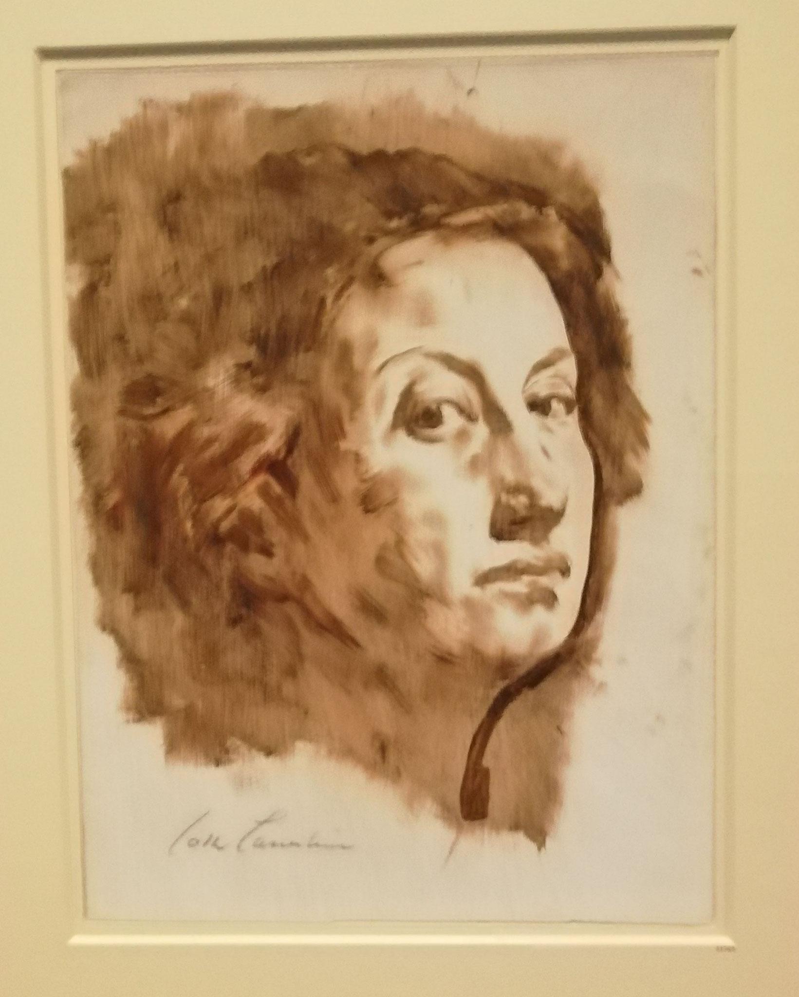 Lotte Laserstein, Selbstporträt, 1930