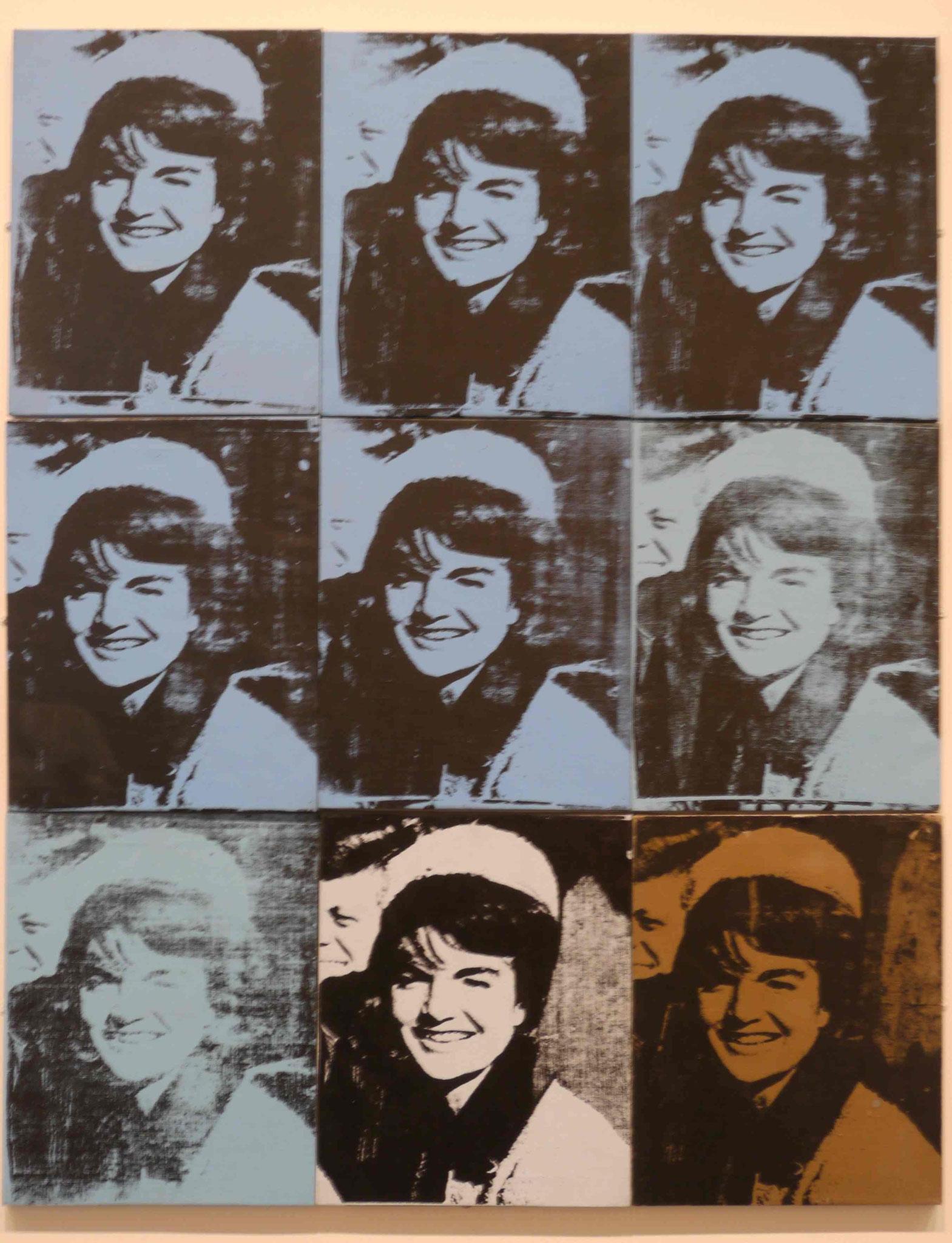 Andy Warhol, Moma, New York