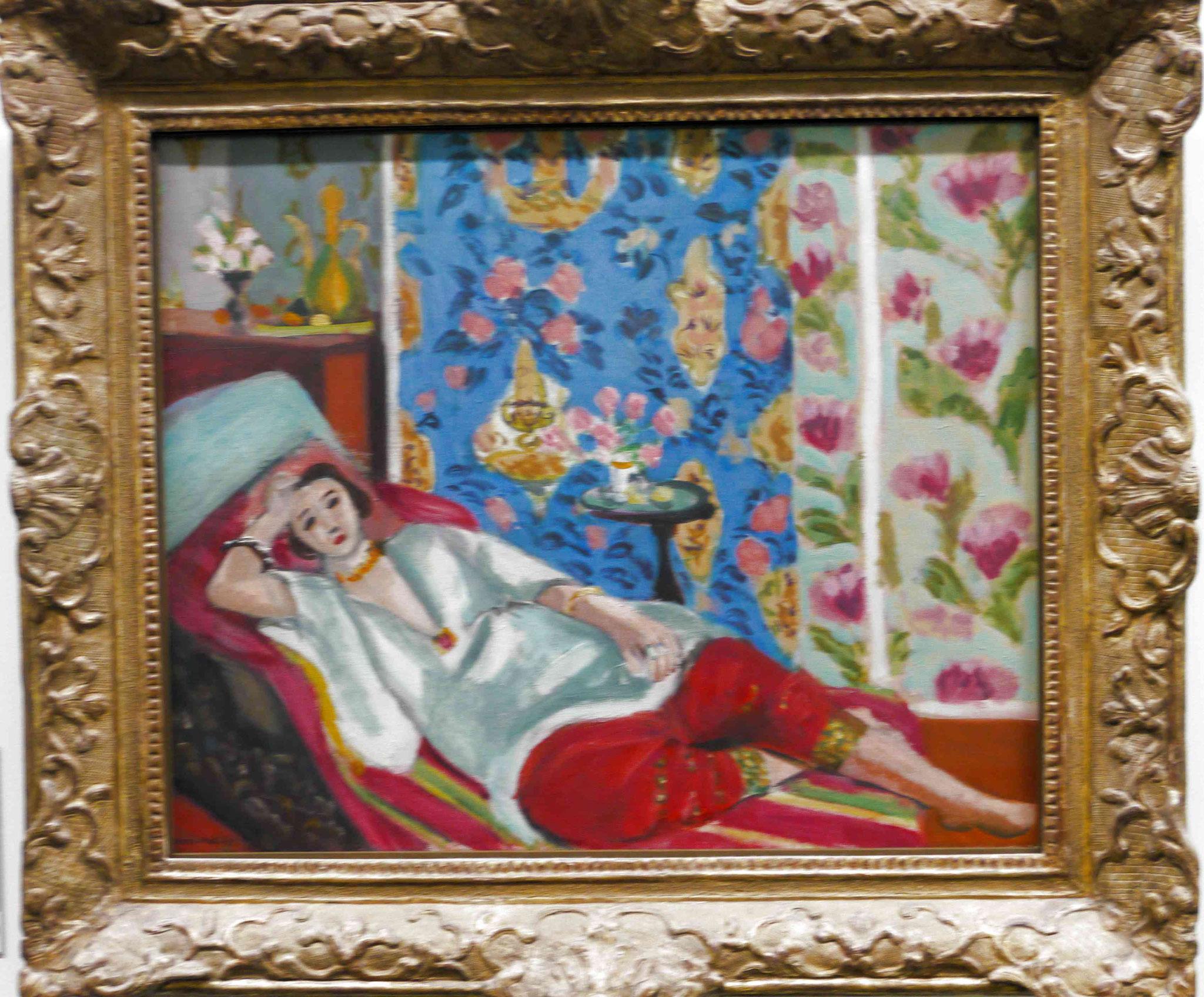Henri Matisse, Musée National de l'Orangerie, Paris