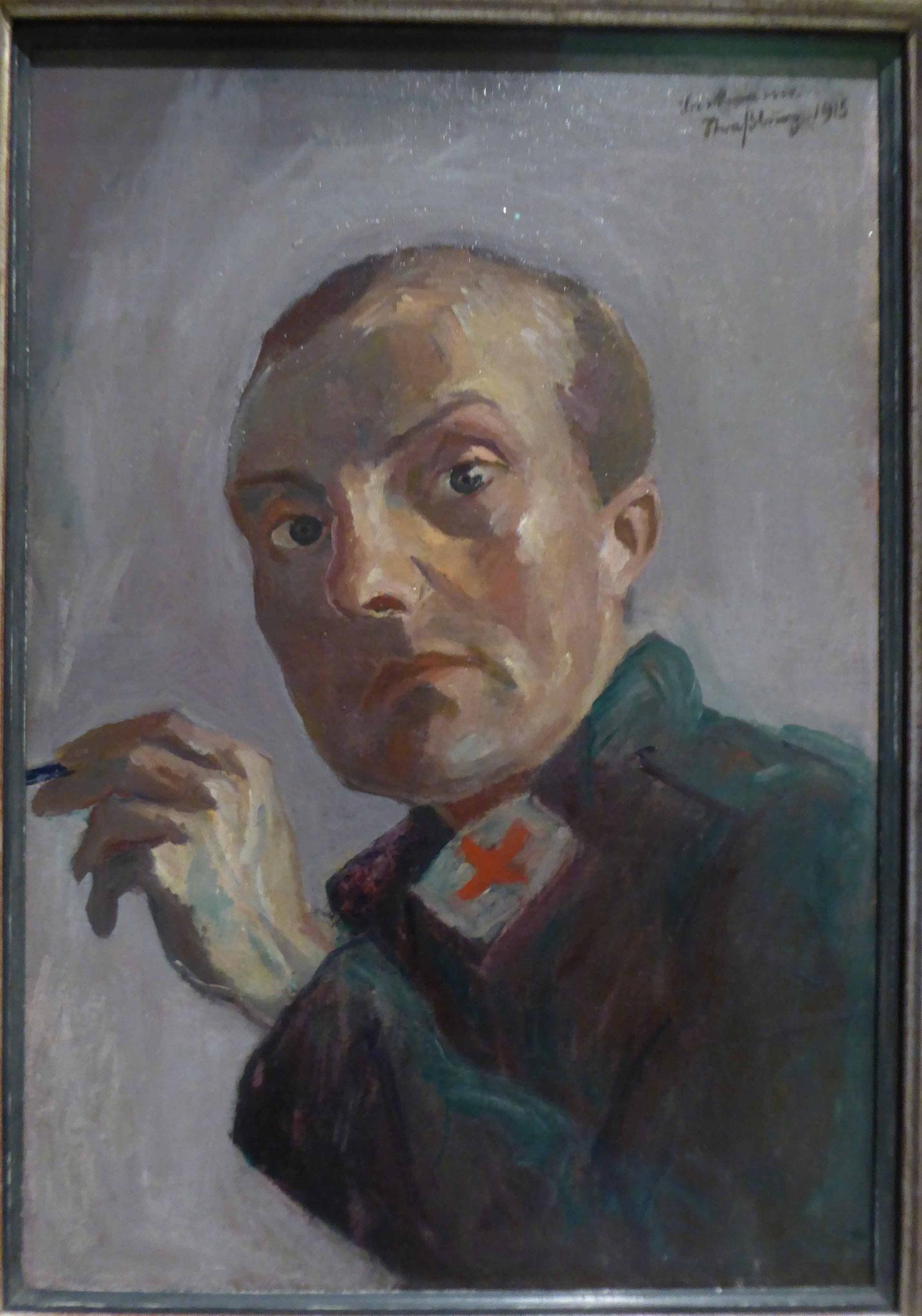 Max Beckmann, Musée d'Art Moderne, Strasbourg