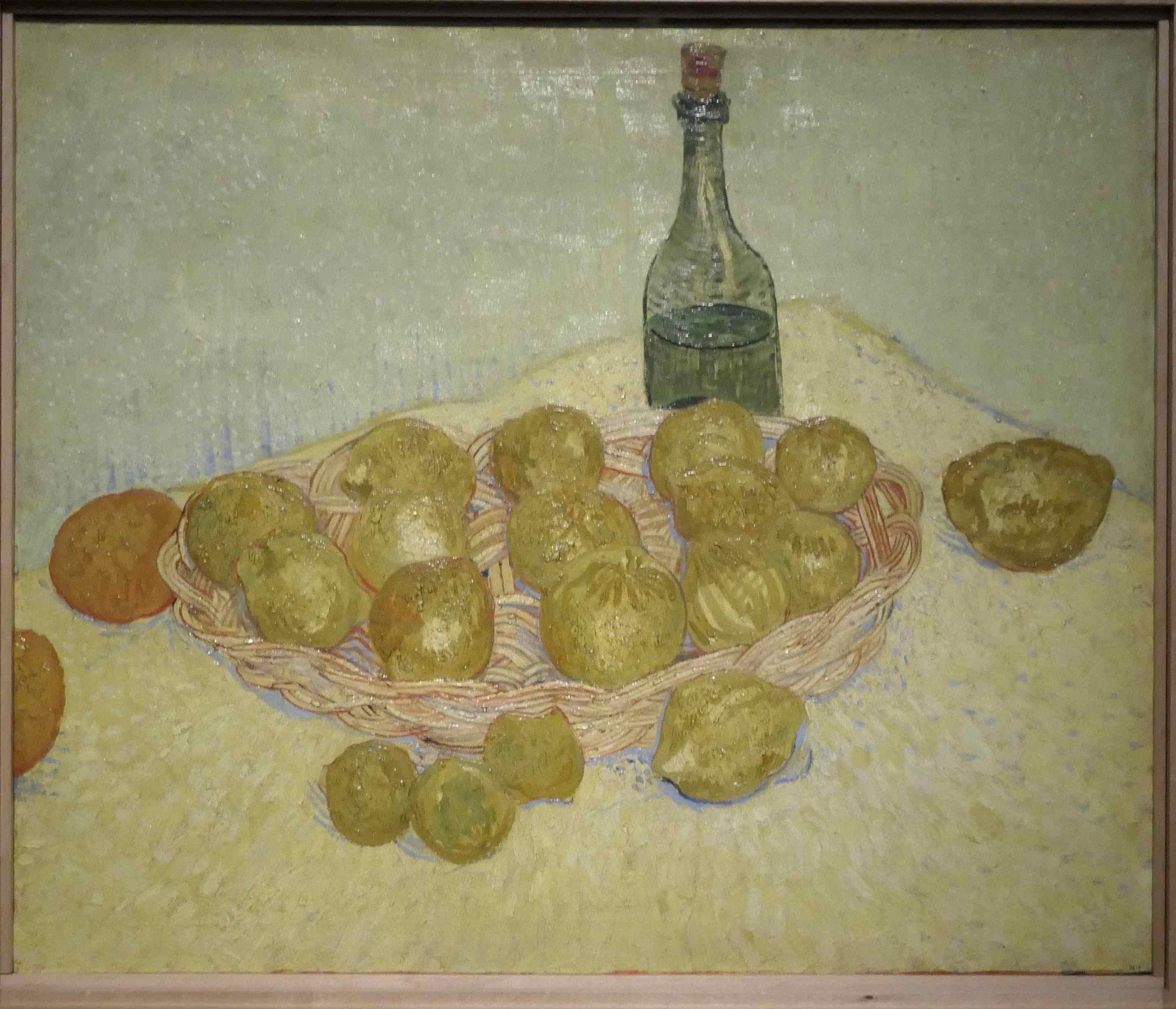 "Vincent van Gogh, Sonderausstellung ""Van Gogh - Stillleben"" 2019/20, Museum Barberini, Potsdam"