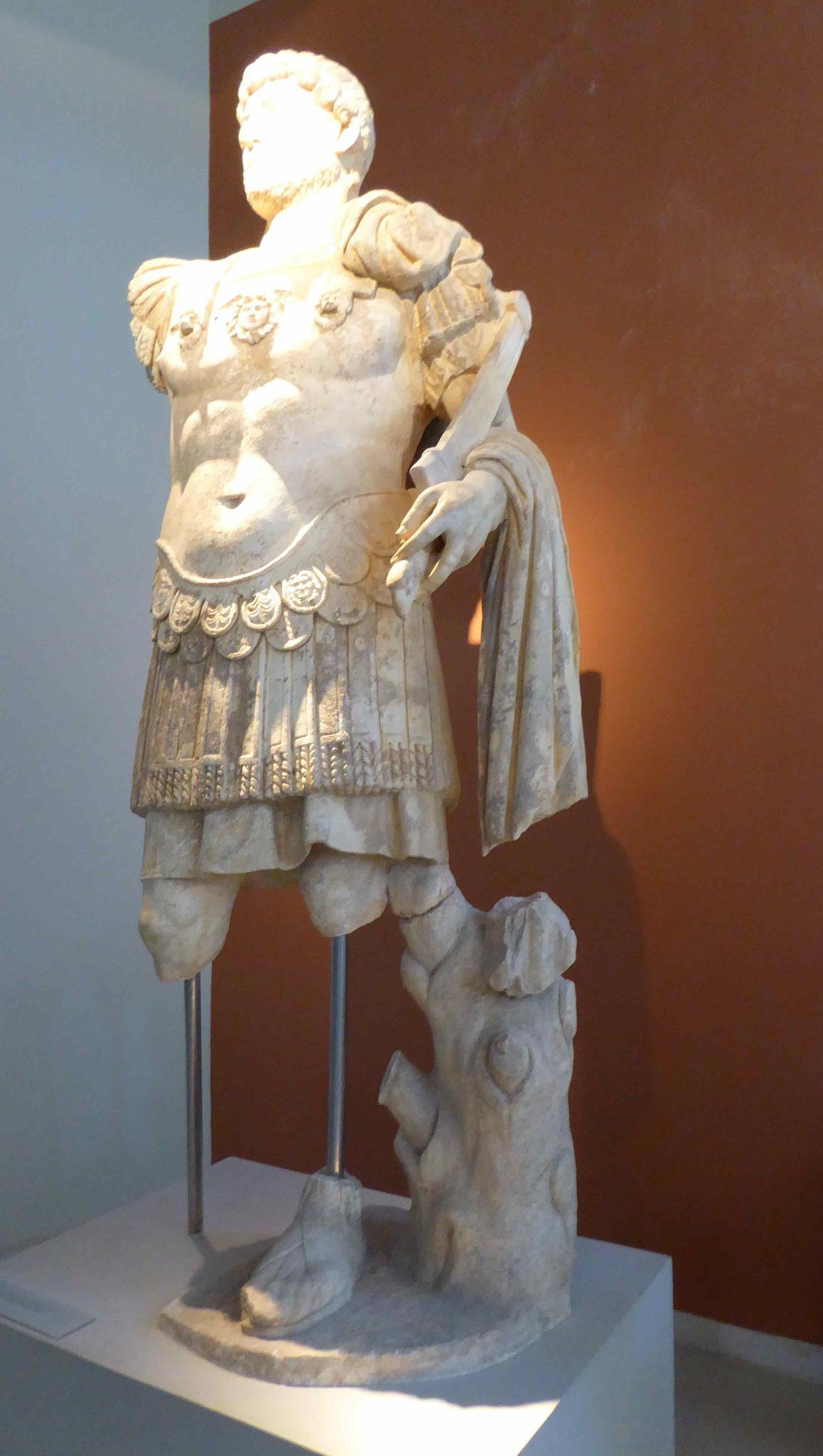 Römischer Kaiser, Archäolgisches Museum, Thassos, Griechenland