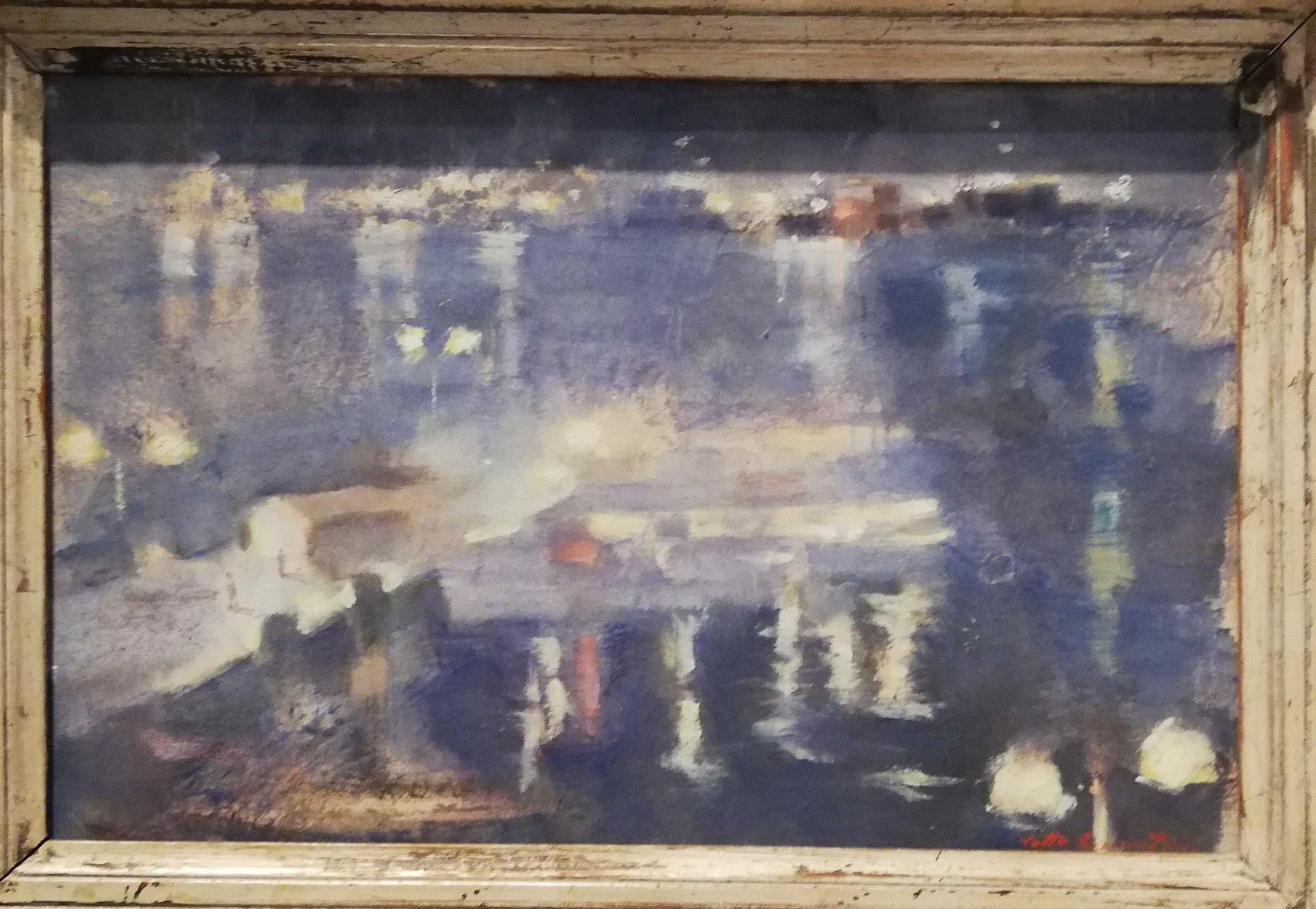 Lotte Laserstein, Göteborger Hafen, 1943