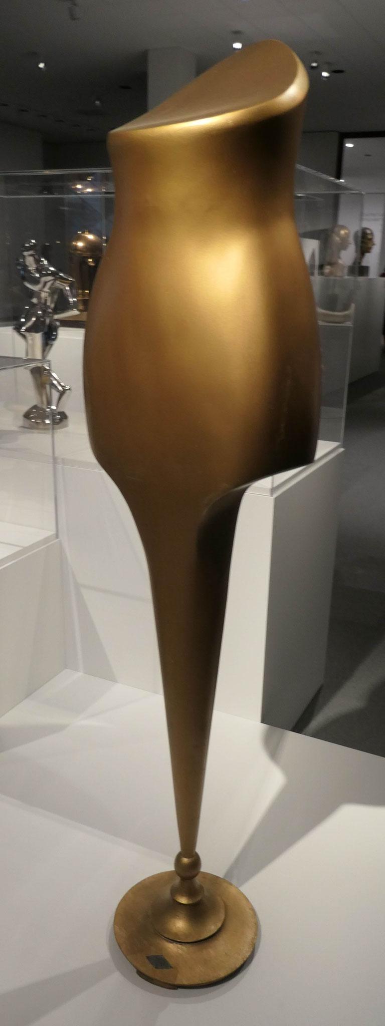 """Rudolf Belling, Moden-Plastik, Modell D (Rock-Plastik """"Lilian""""), ca. 1923, Neue Nationalgalerie Berlin"""