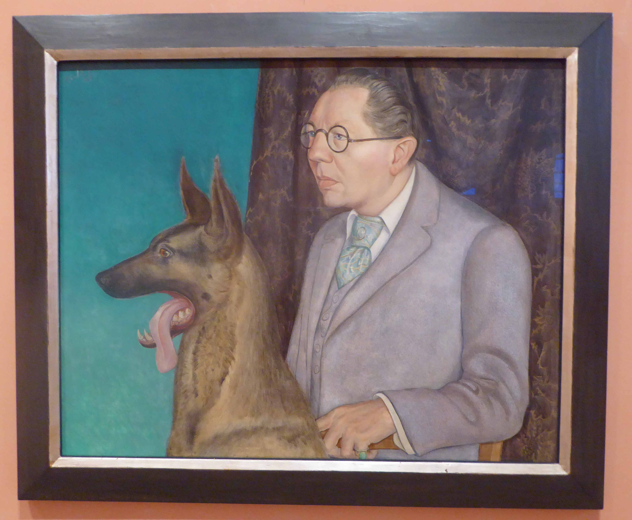 Otto Dix, Museo Thyssen-Bornemisza, Madrid, Spanien