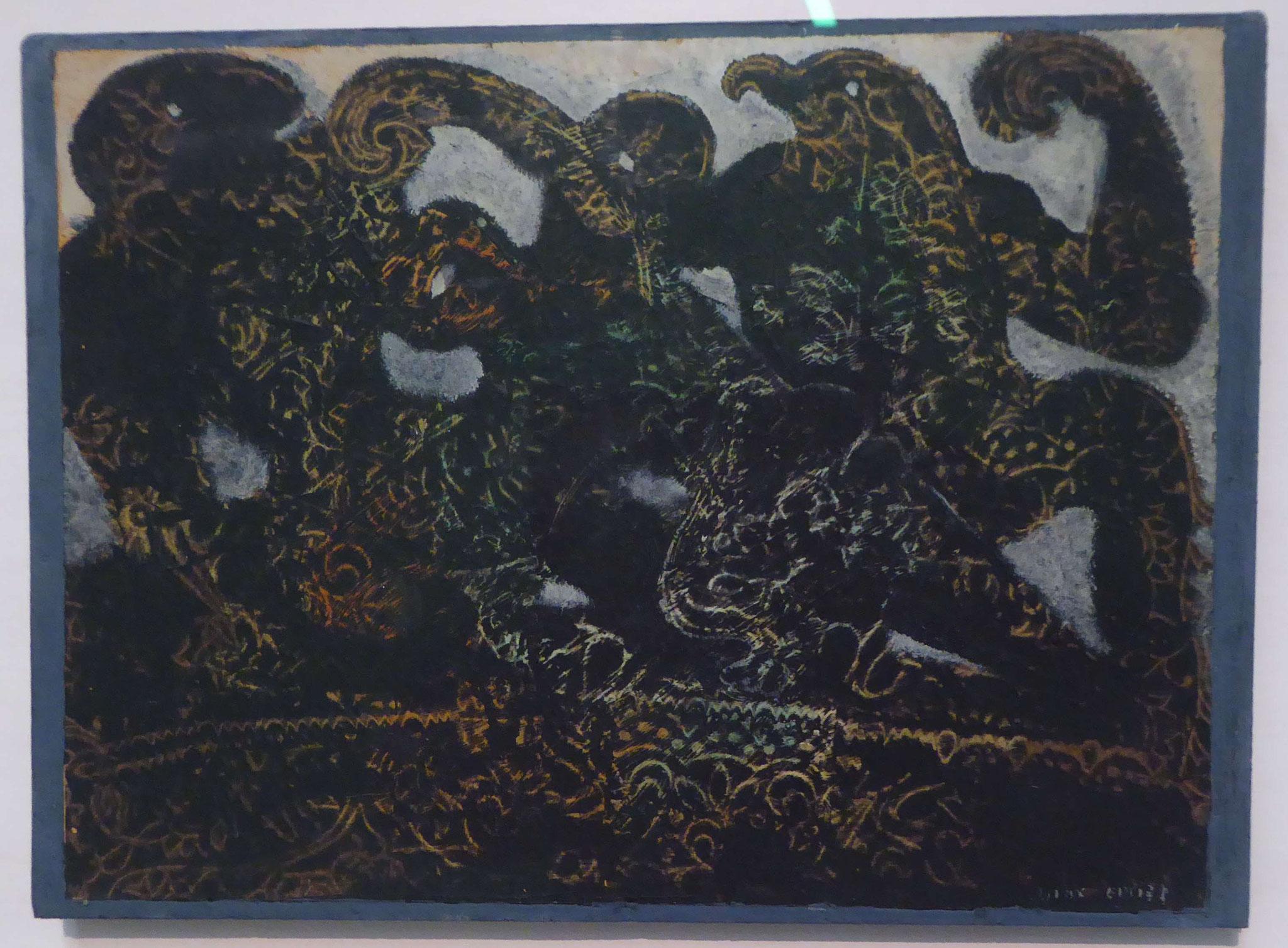 Max Ernst, Museum Moritzburg, Halle