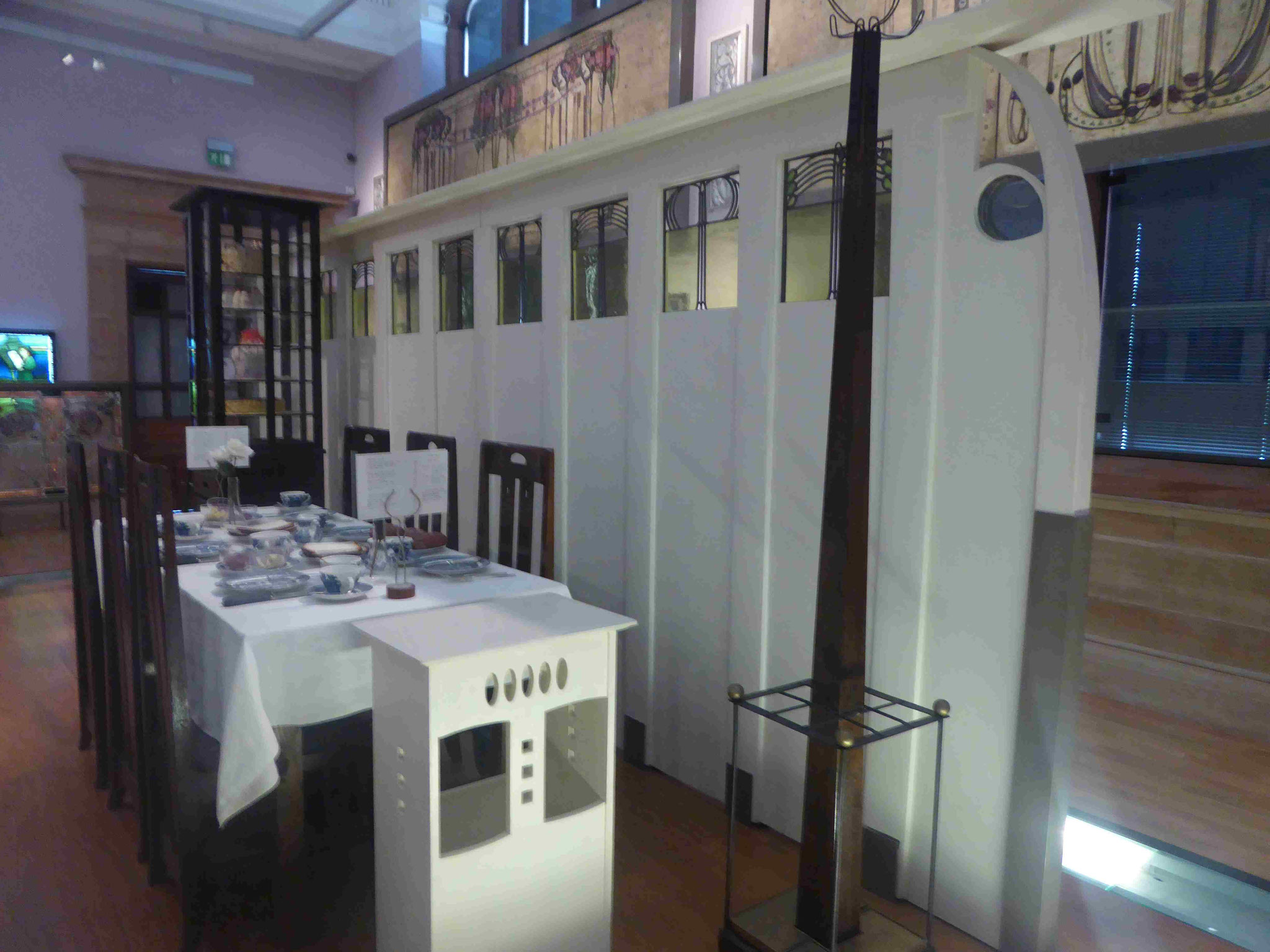 Charles Rennie Mackintosh, Kelvingrove Art Gallery and Museum, Glasgow, Schottland