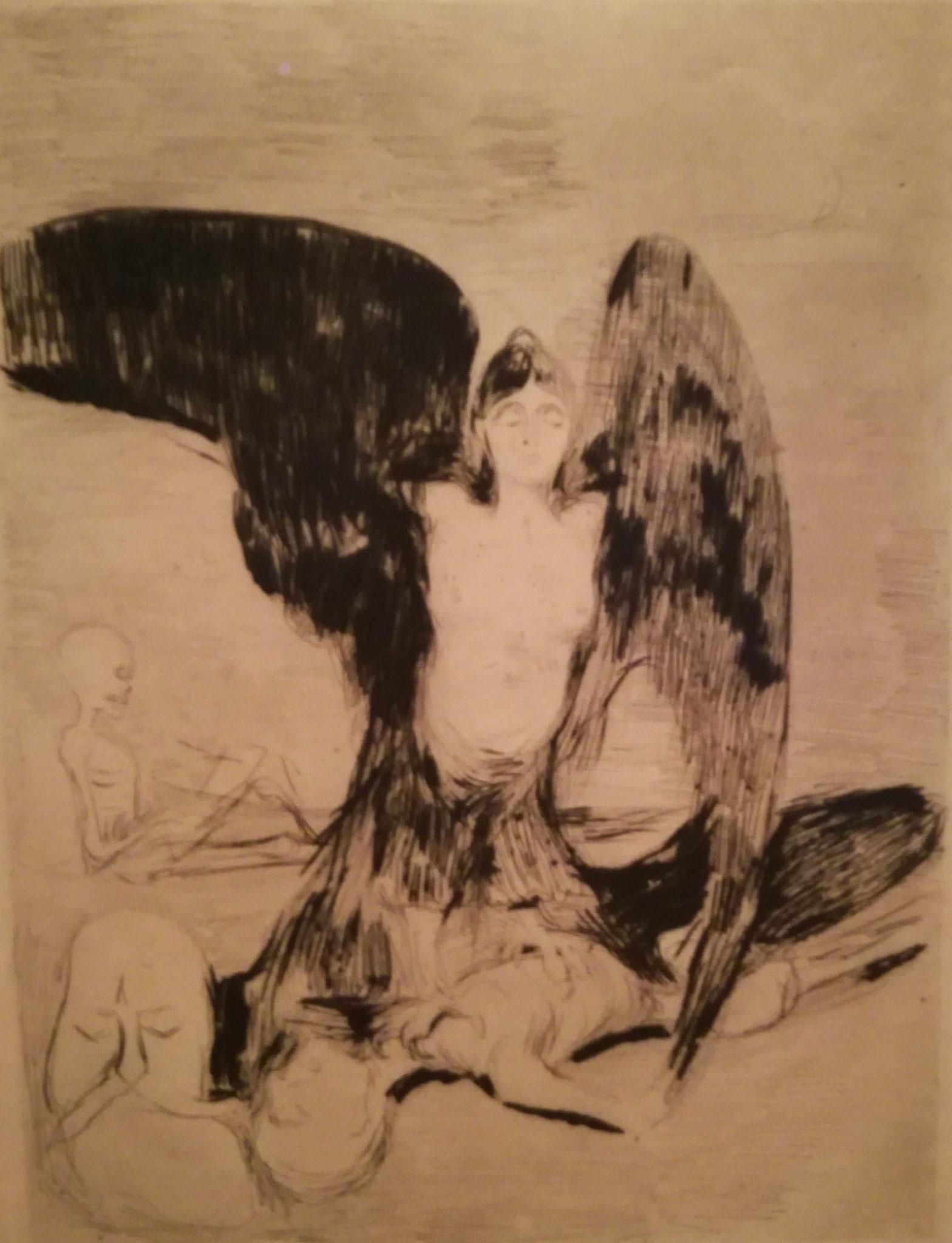 Edvard Munch, Sammlung Scharf-Gerstenberg, Nationalgalerie Berlin