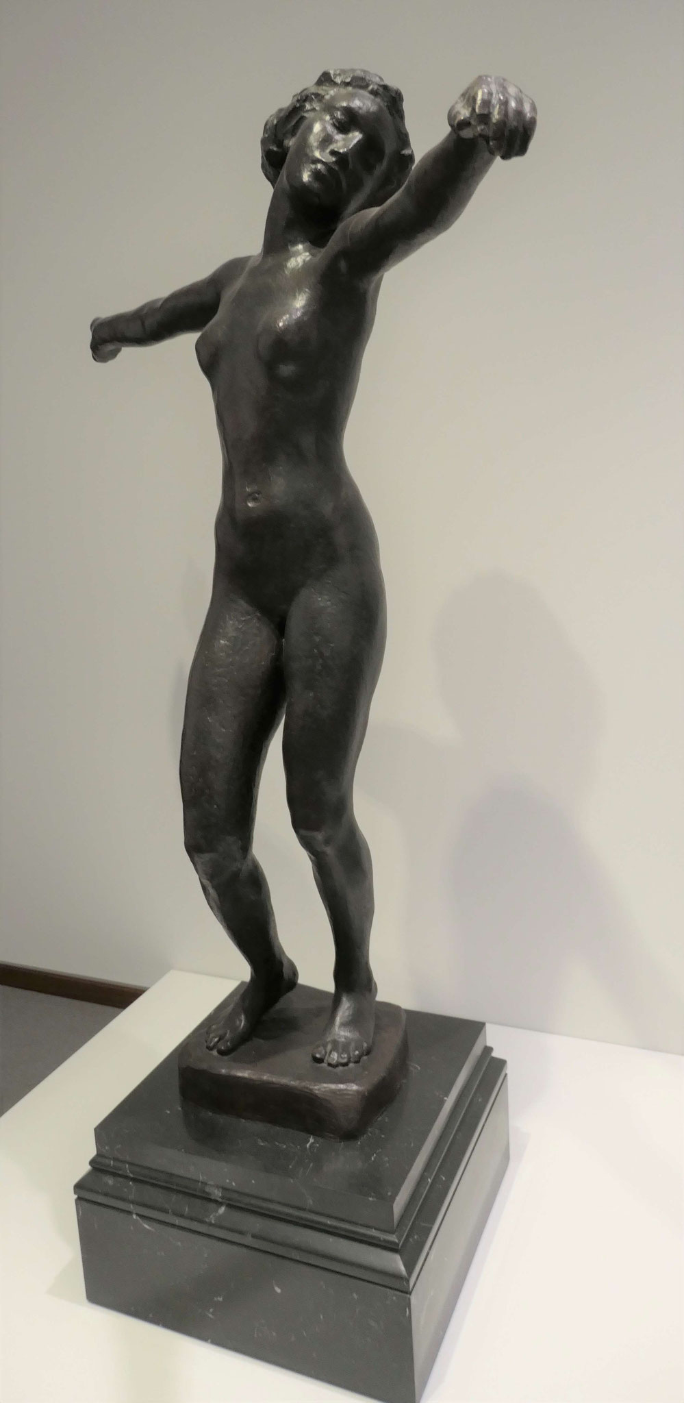 Georg Kolbe, Tänzerin, 1911/12, Neue Nationalgalerie Berlin