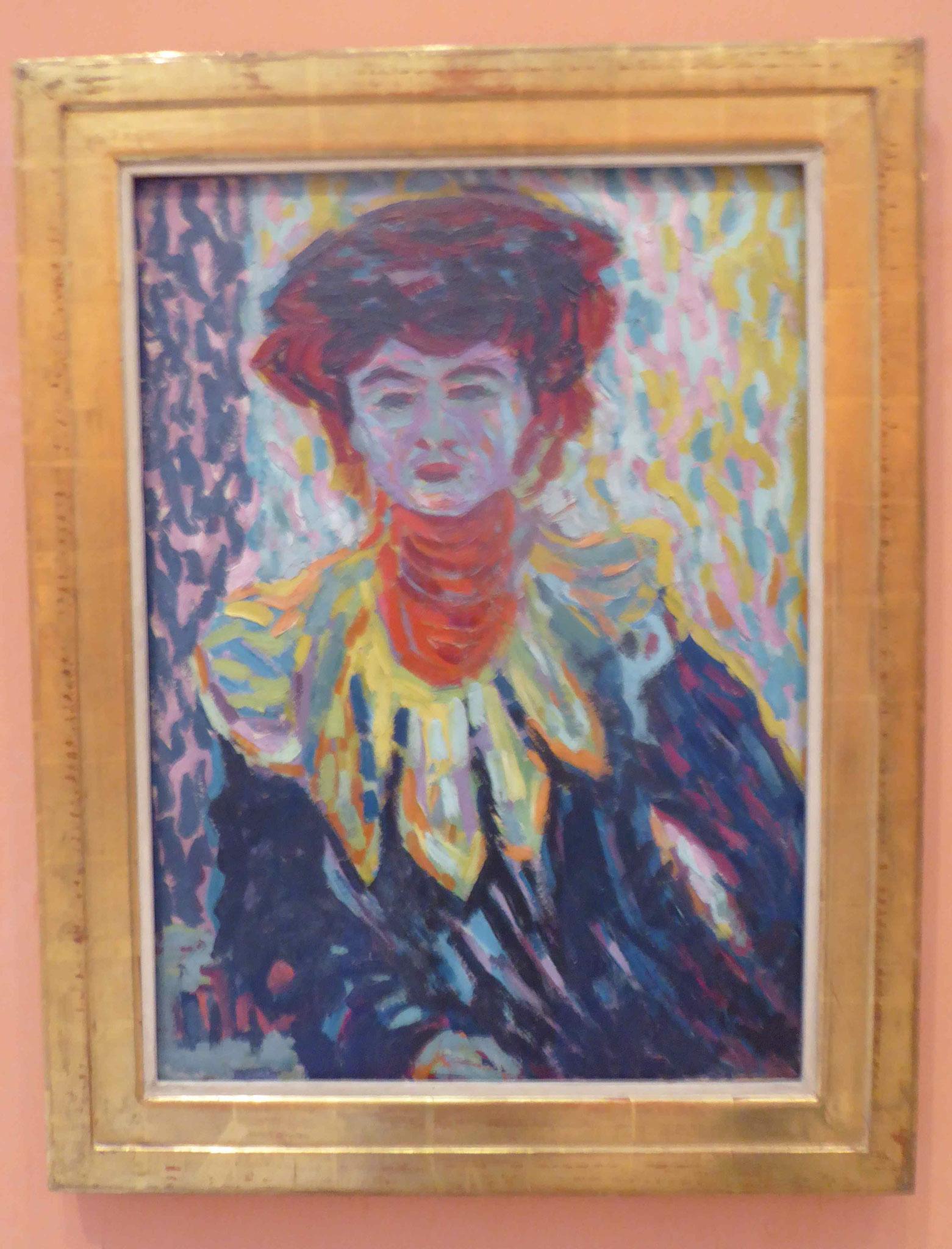 Vincent van Gogh?, Museo Thyssen-Bornemisza, Madrid, Spanien