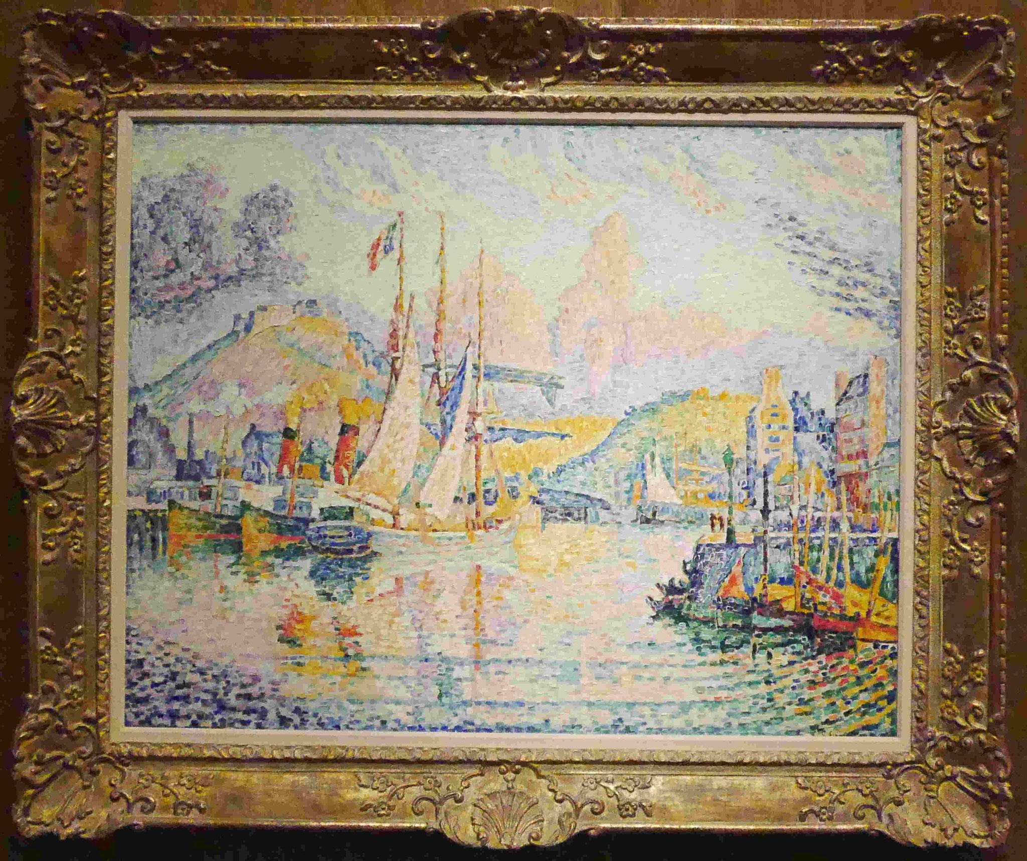 Paul Signac, Musée des Beaux-Arts, Montreal, Kanada