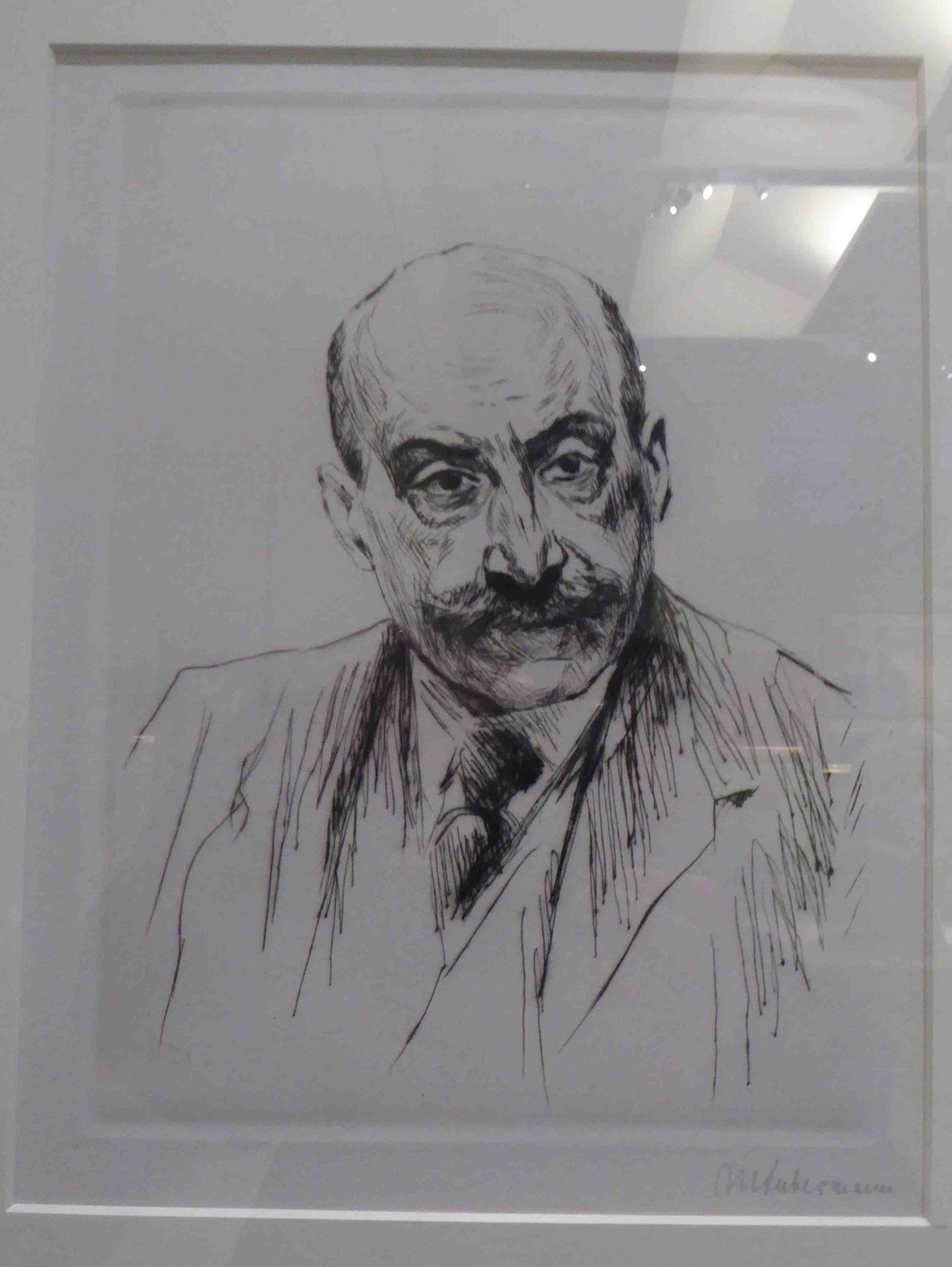 Max Liebermann, Musée d'Art Moderne, Strasbourg