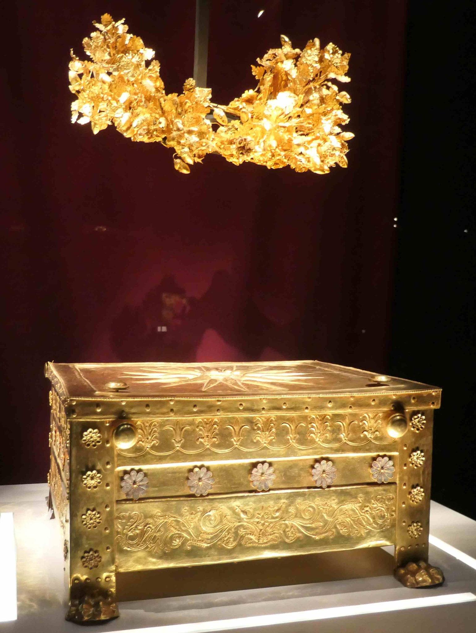 11,6kg Goldurne Philipps II in Bergina