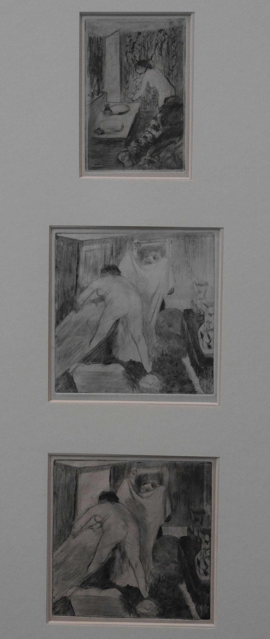 Edgar Degas, ImEx, Kupferstichkabinett Berlin
