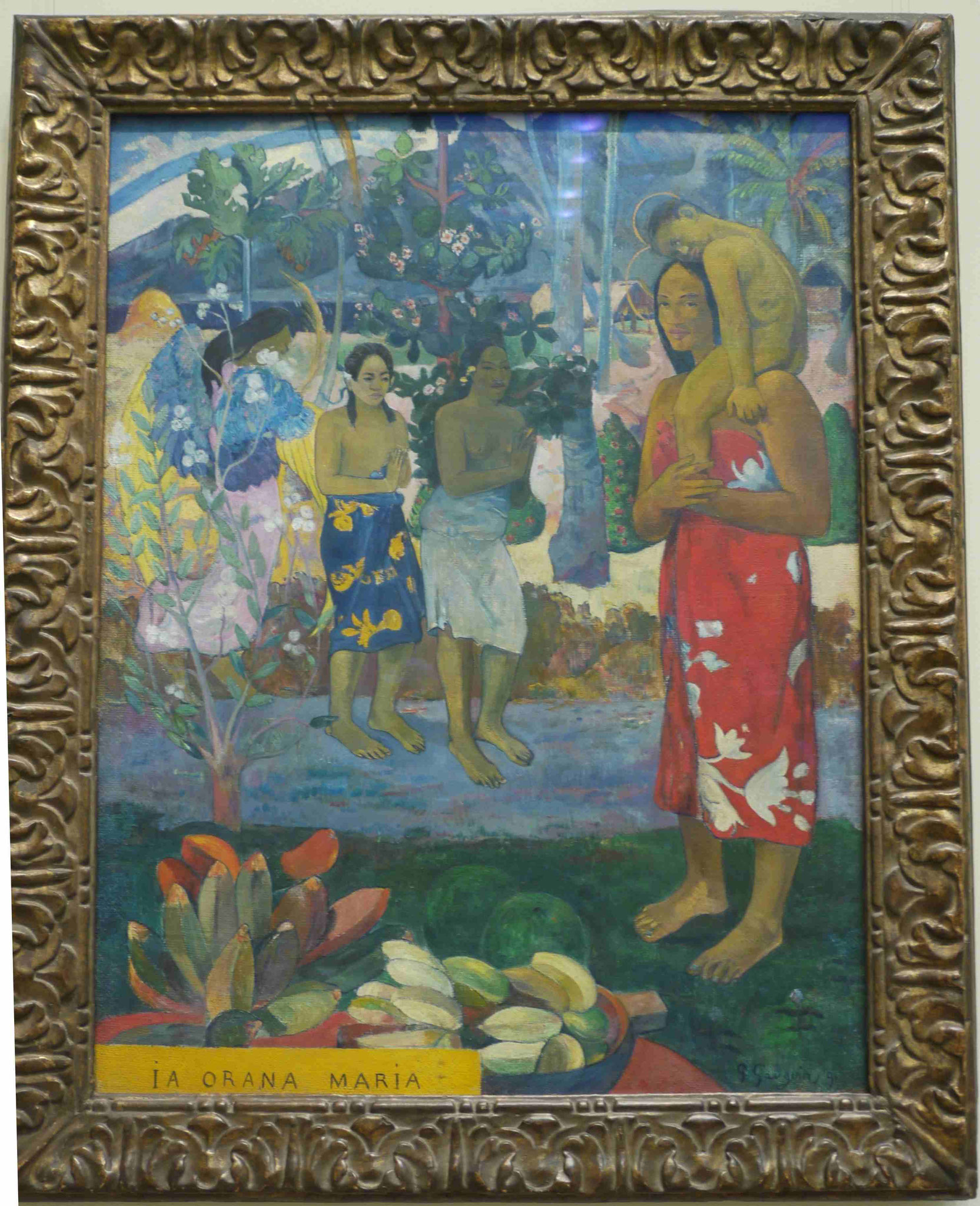 Paul Gauguin Met