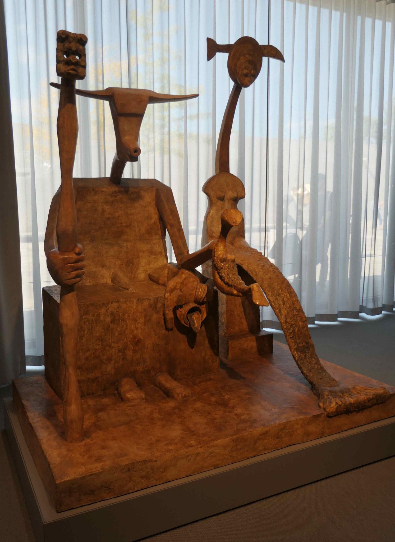 Max Ernst, Capricorne, 1948/64, Neue Nationalgalerie Berlin