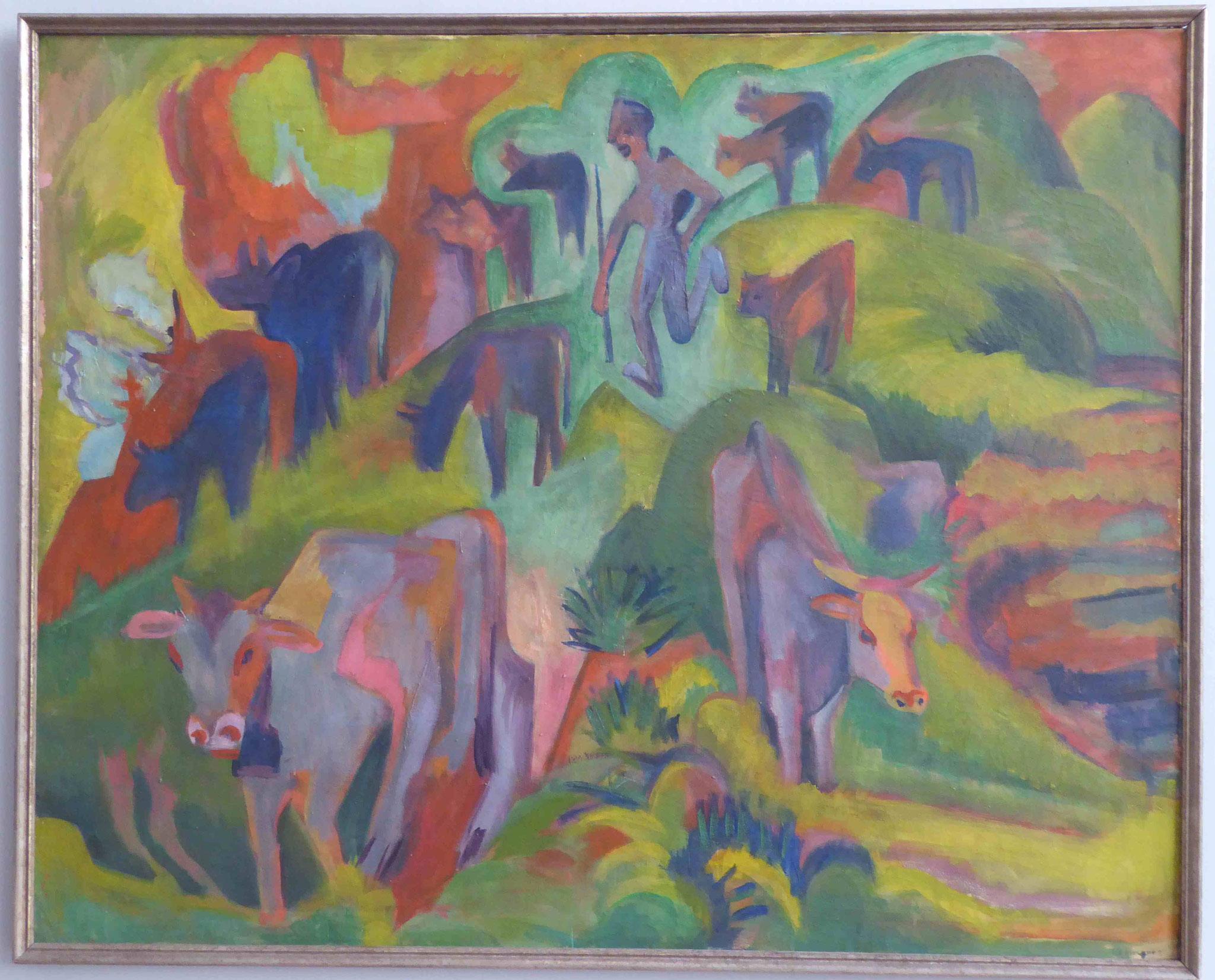 Ernst Ludwig Kirchner, Kolbe Museum Berlin
