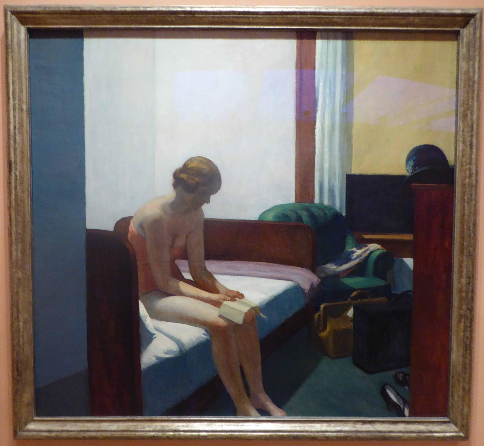 Edward Hopper, Museo Thyssen-Bornemisza, Madrid, Spanien