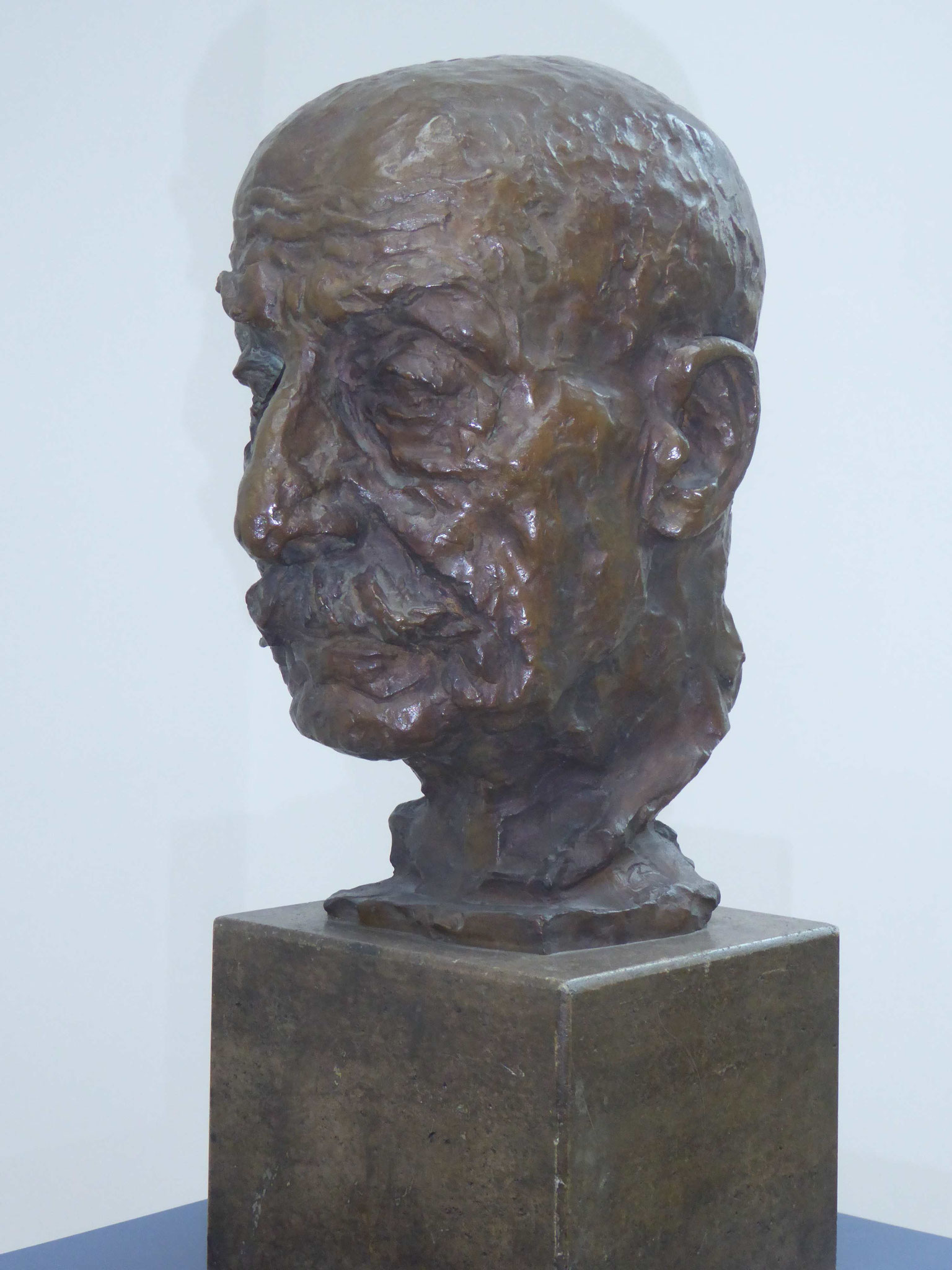 Georg Kolbe, Bildnis Max Liebermann, Kolbe-Museum, Berlin