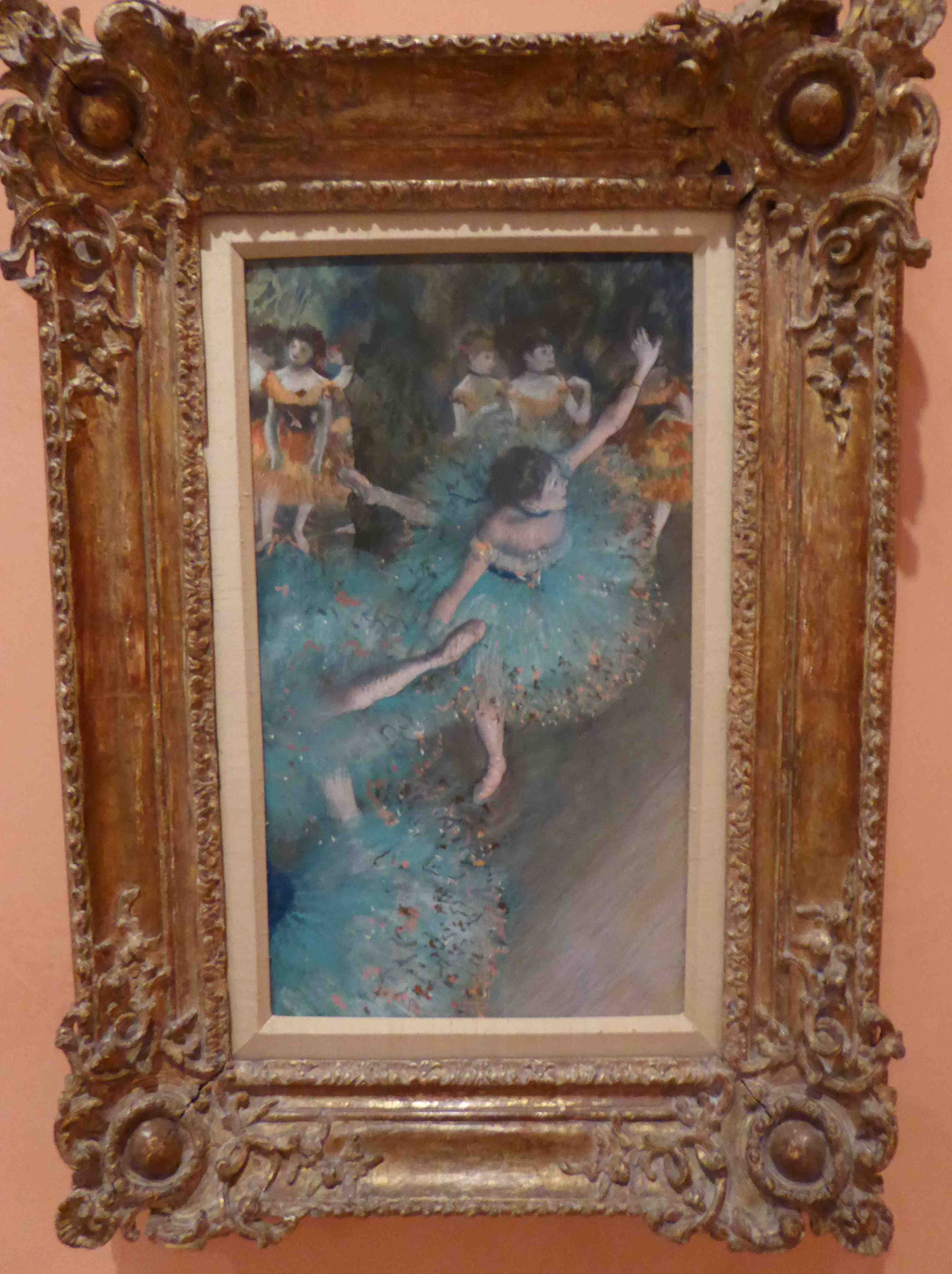 Edgar Degas, Museo Thyssen-Bornemisza, Madrid, Spanien