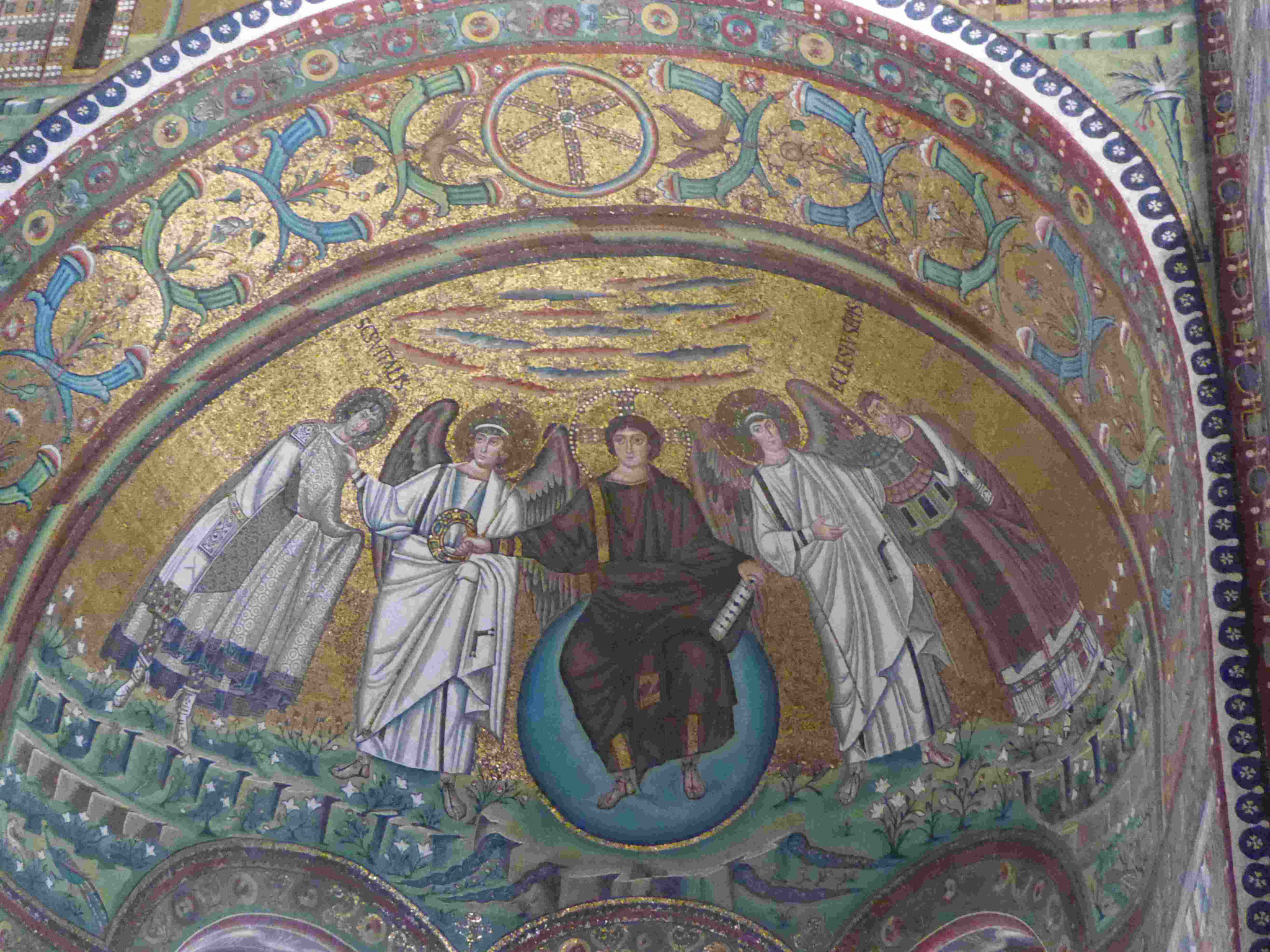 Mosaik in Ravenna