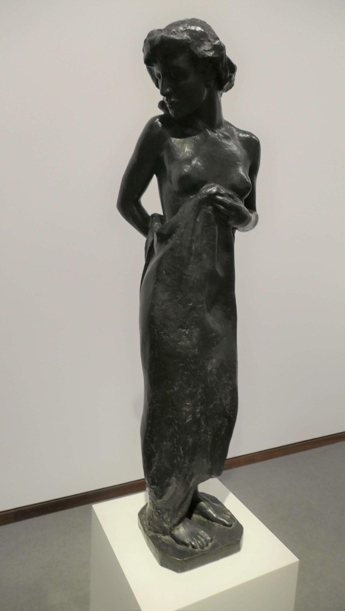 Georg Kolbe, Badende, ca. 1910, Neue Nationalgalerie Berlin
