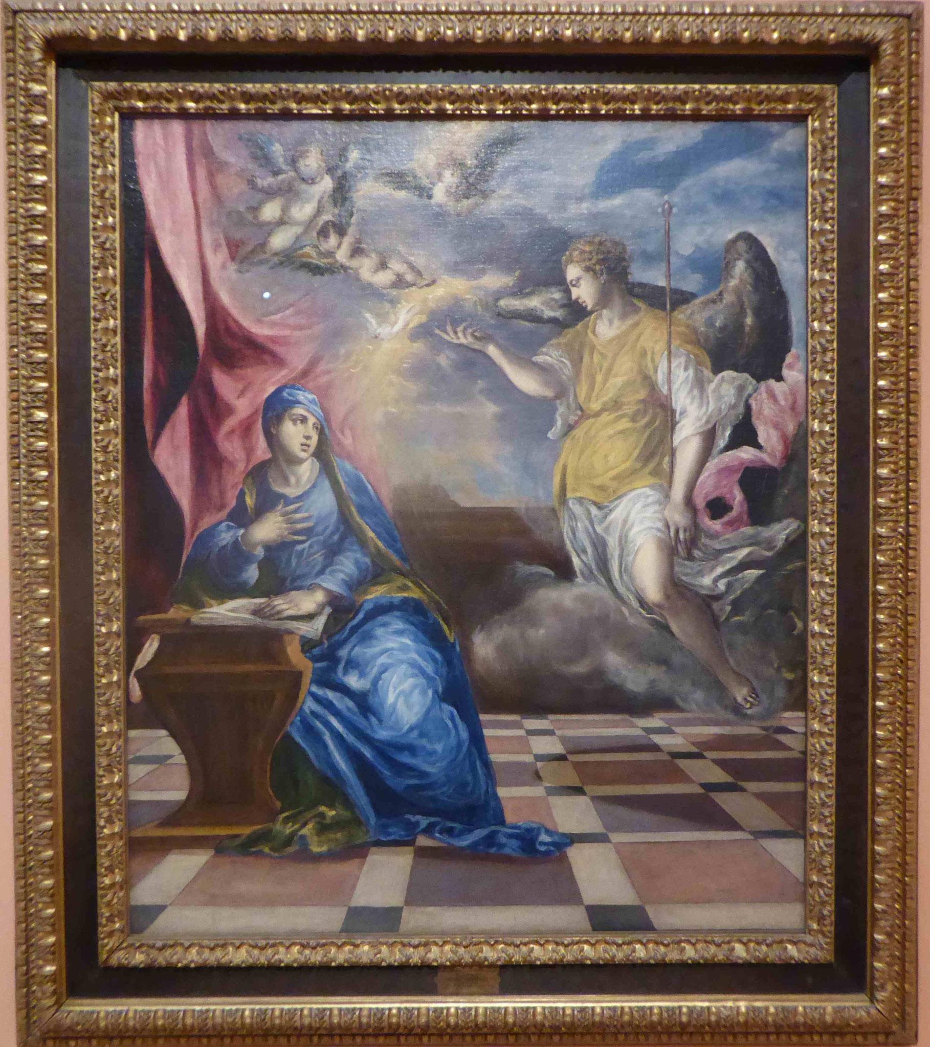 El Greco, Museum der bildenden Künste, Leipzig