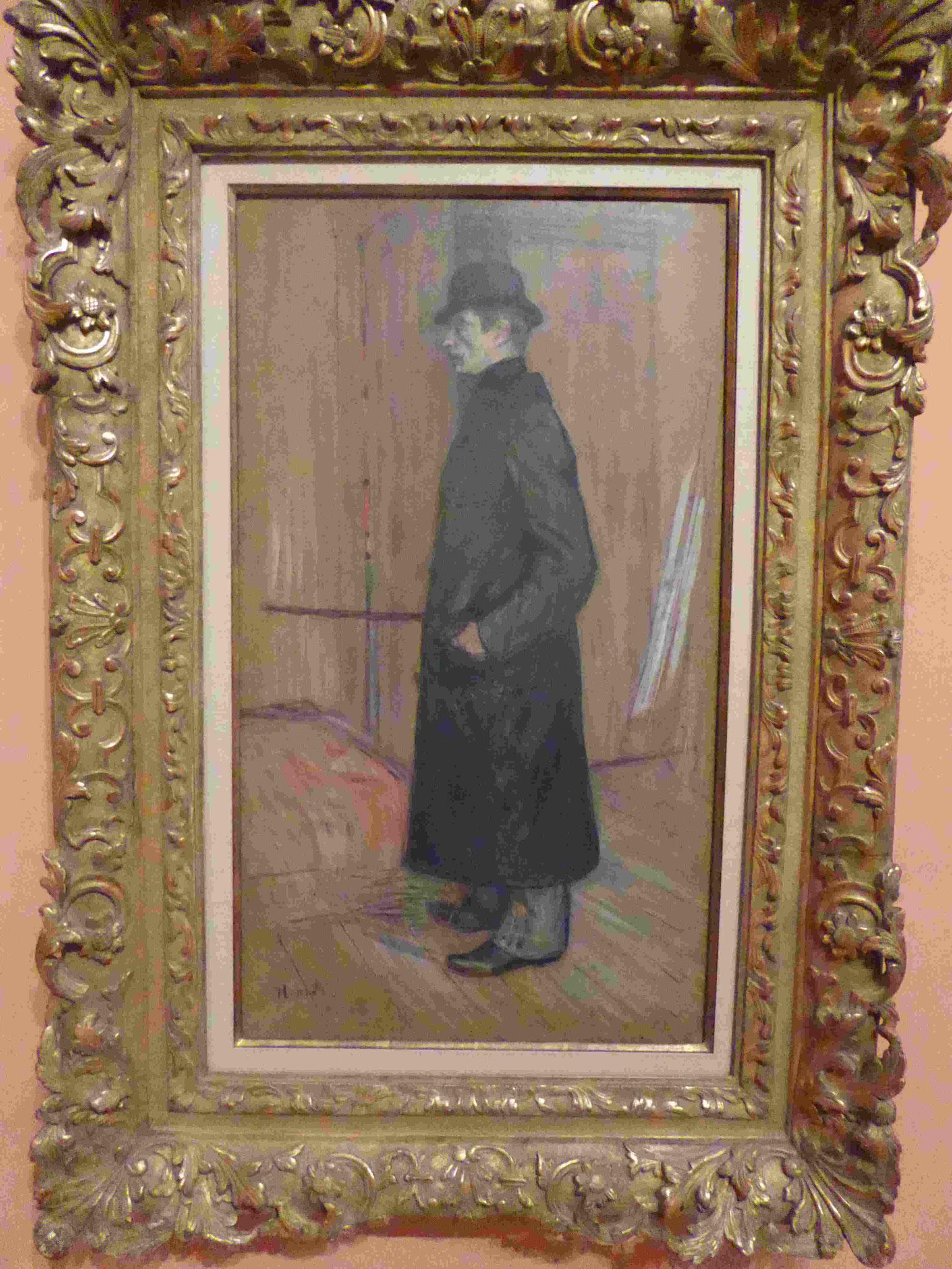 Henri Toulouse-Lautrec, Museo Thyssen-Bornemisza, Madrid, Spanien