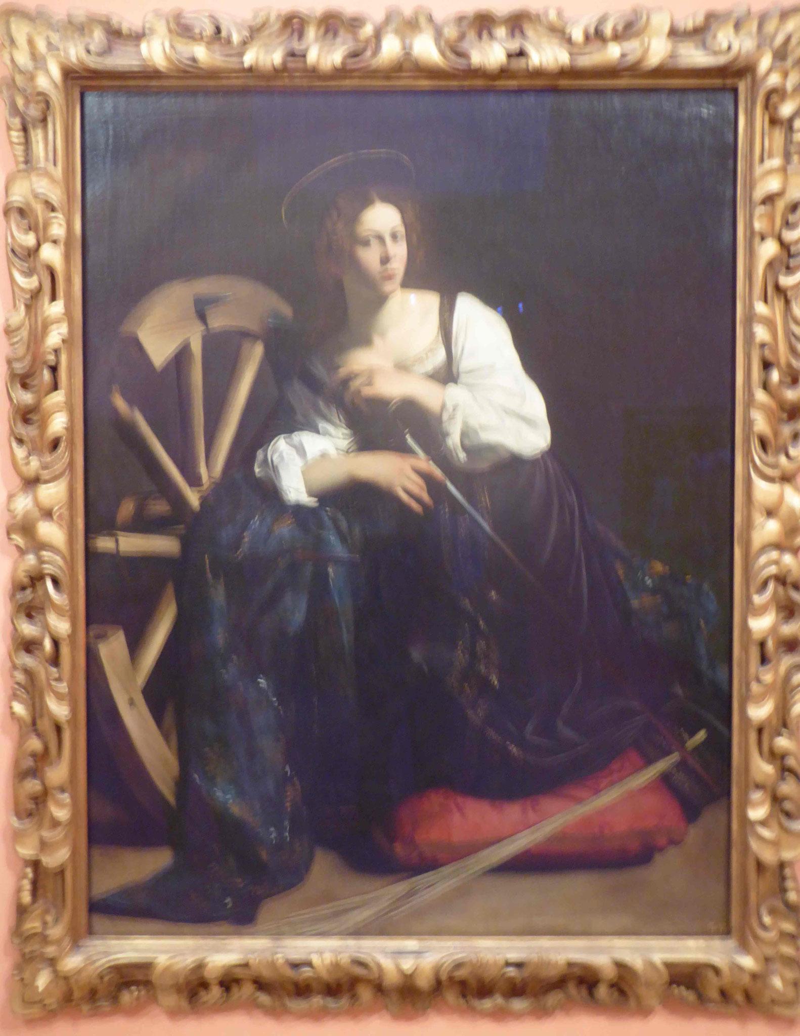Carravaggio, Museo Thyssen-Bornemisza, Madrid, Spanien
