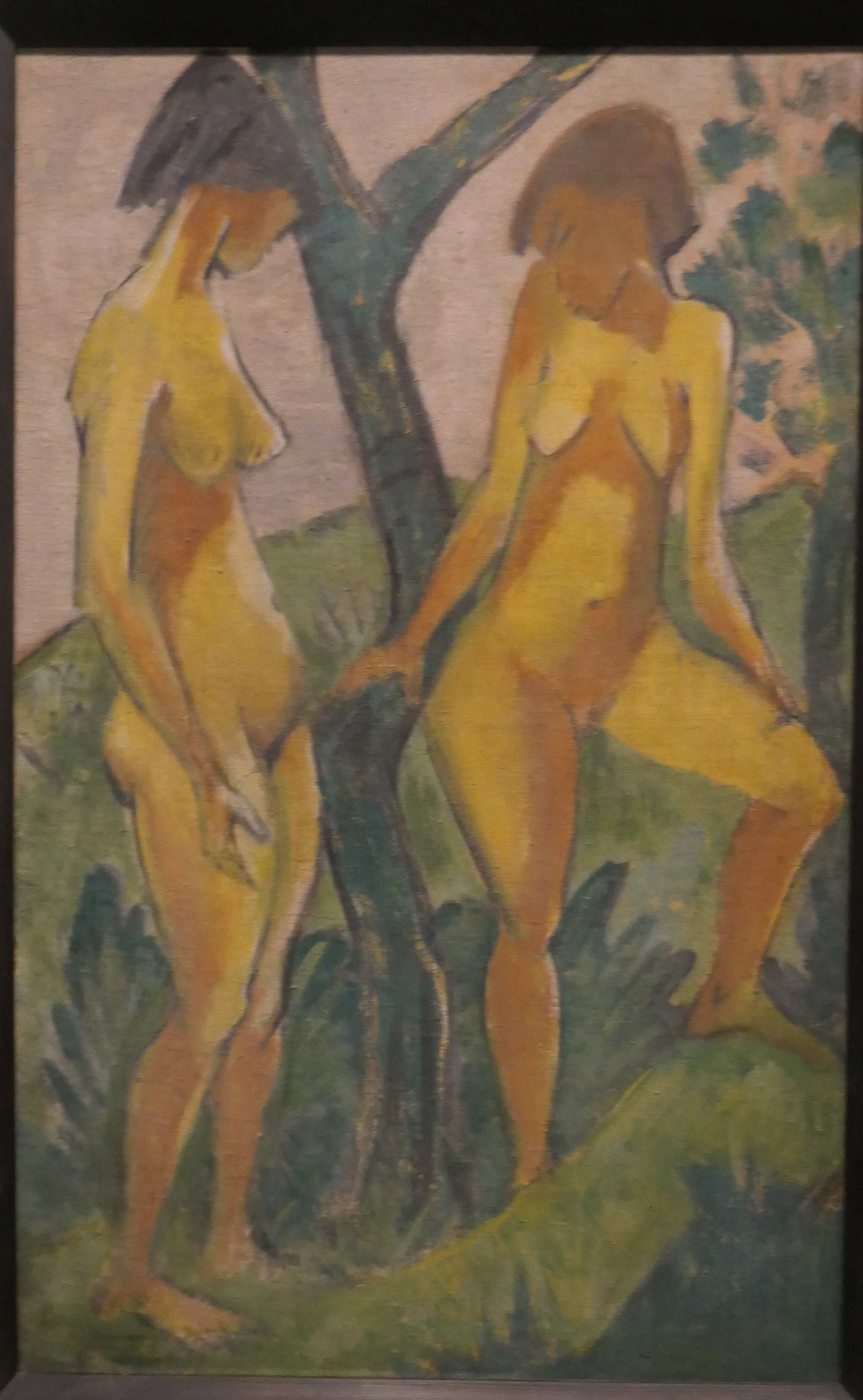Otto Mueller, Zwei Mädchen, Neue Nationalgalerie Berlin