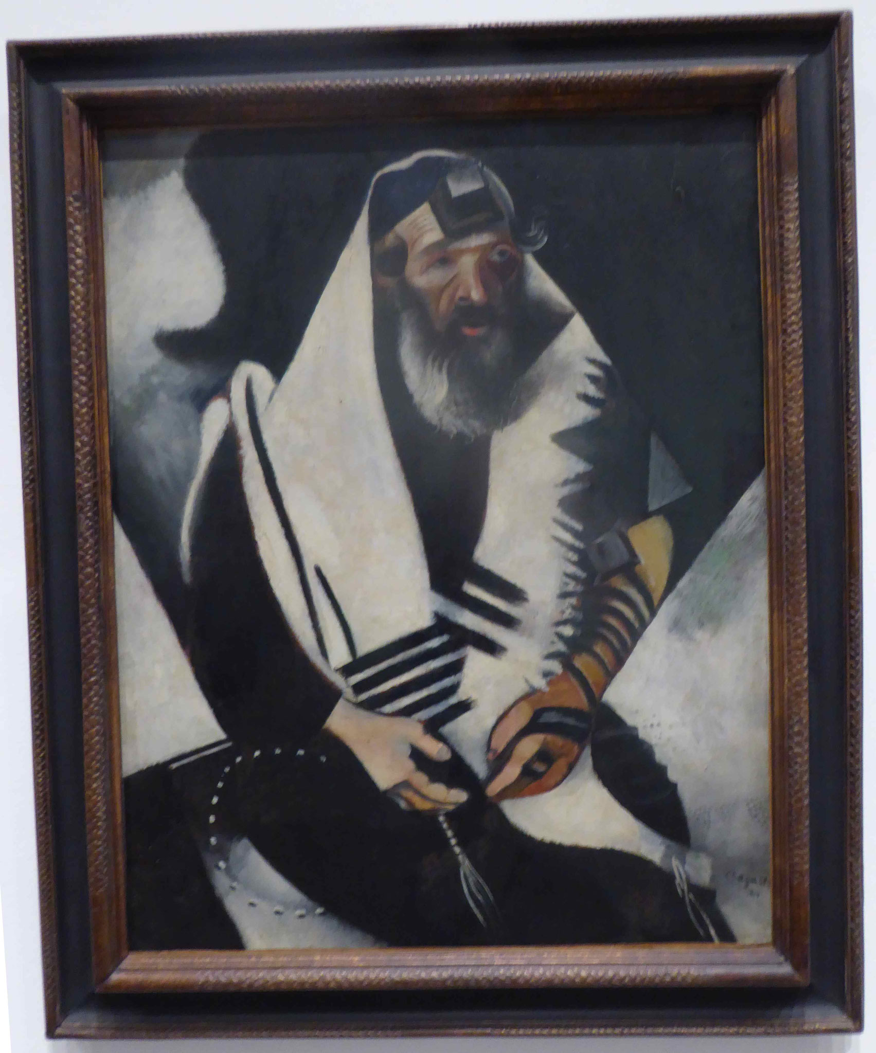 Marc Chagal, Museo Reina Sofia, Madrid, Spanien