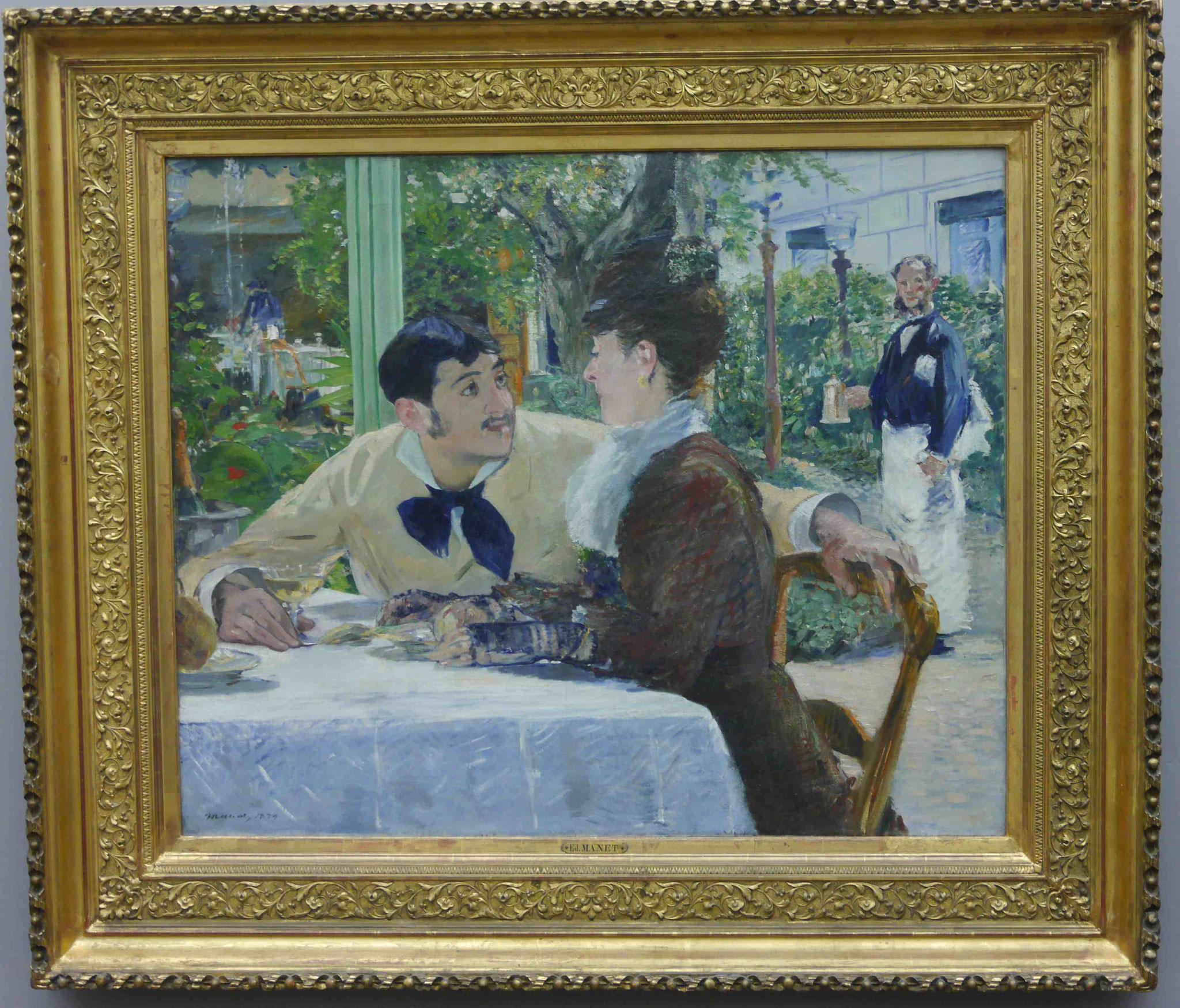 Edouard Manet, ImEx, Musée des Beaus Art de Tournai