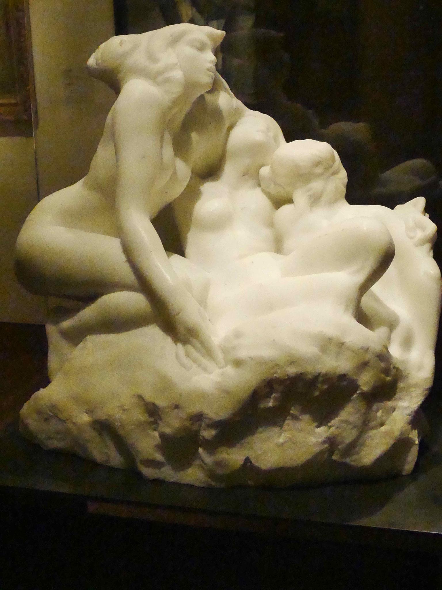 August Rodin, Musée des Beaux-Arts, Montreal, Kanada