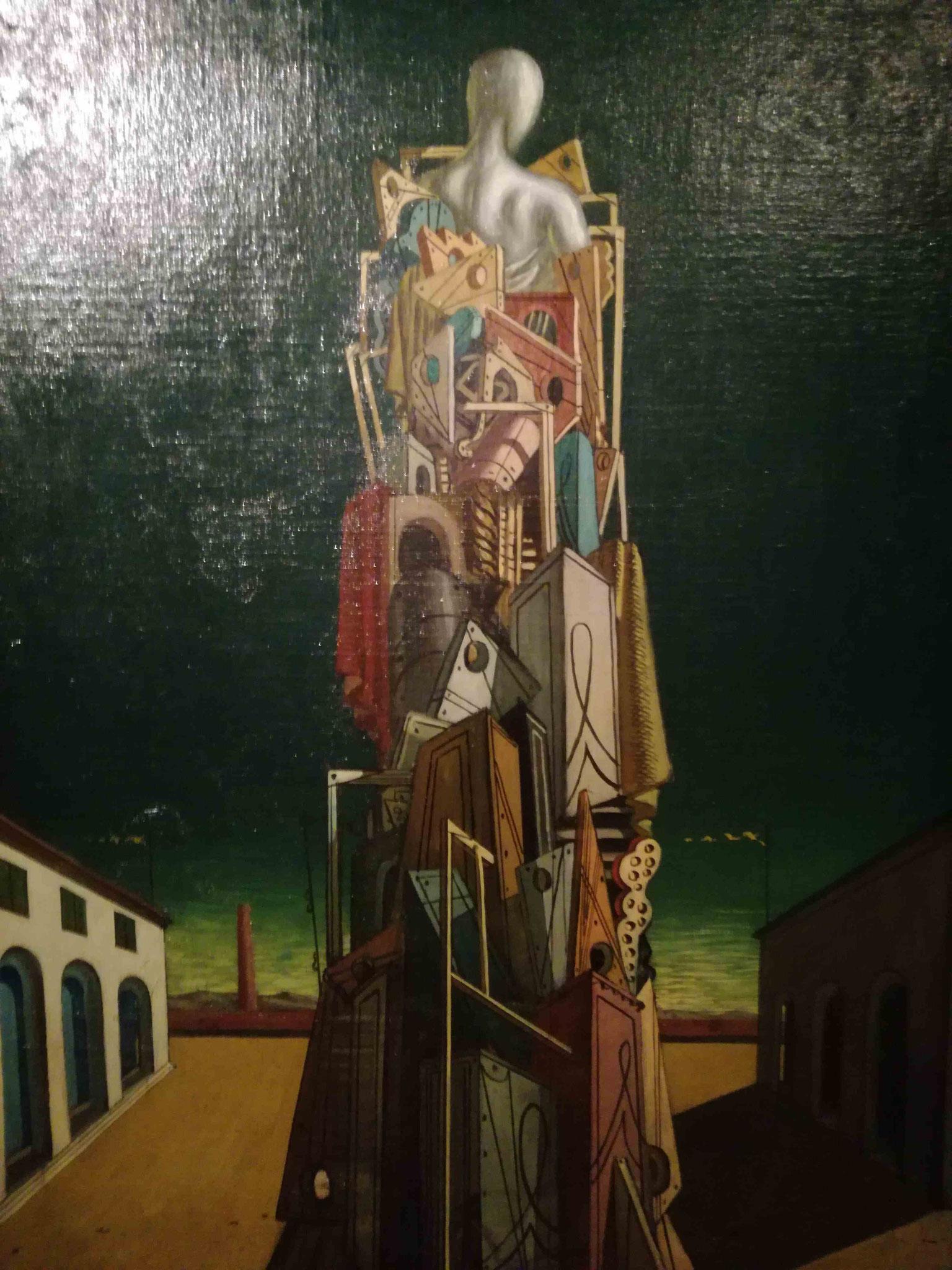 Giorgio de Chirico, Der  große Metaphysiker, Sonderausstellung in der Sammlung Schafr-Gerstenberg, Berlin