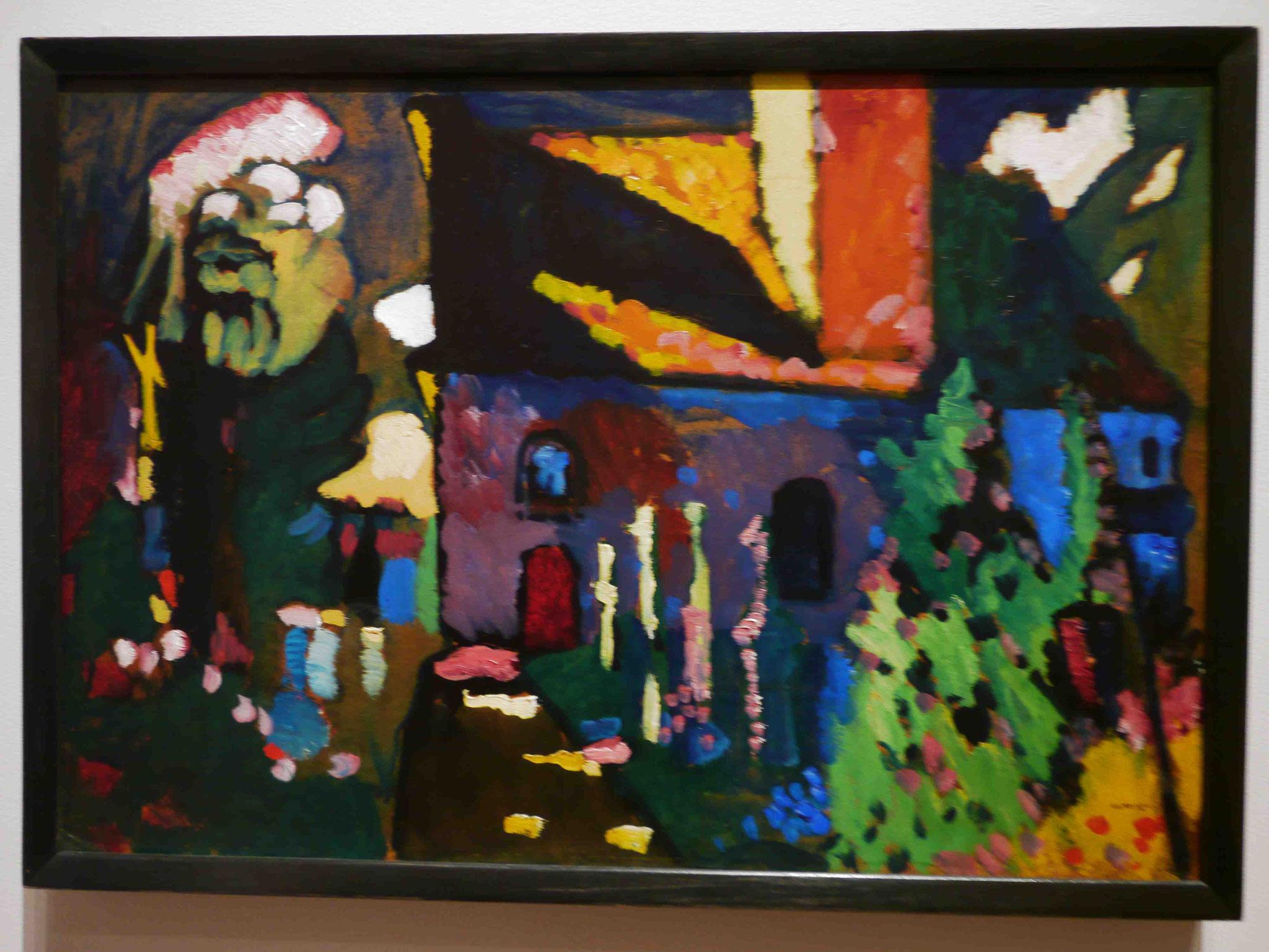 Wassiliy Kandinsky, Met