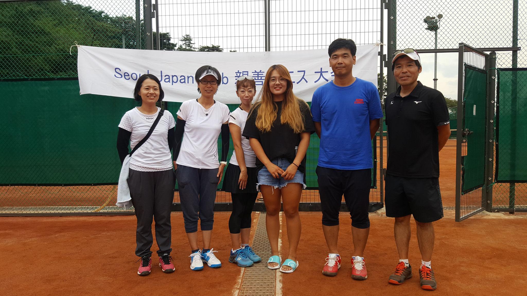 Aクラス・チーム  WannaOne (女性主体のチームです)