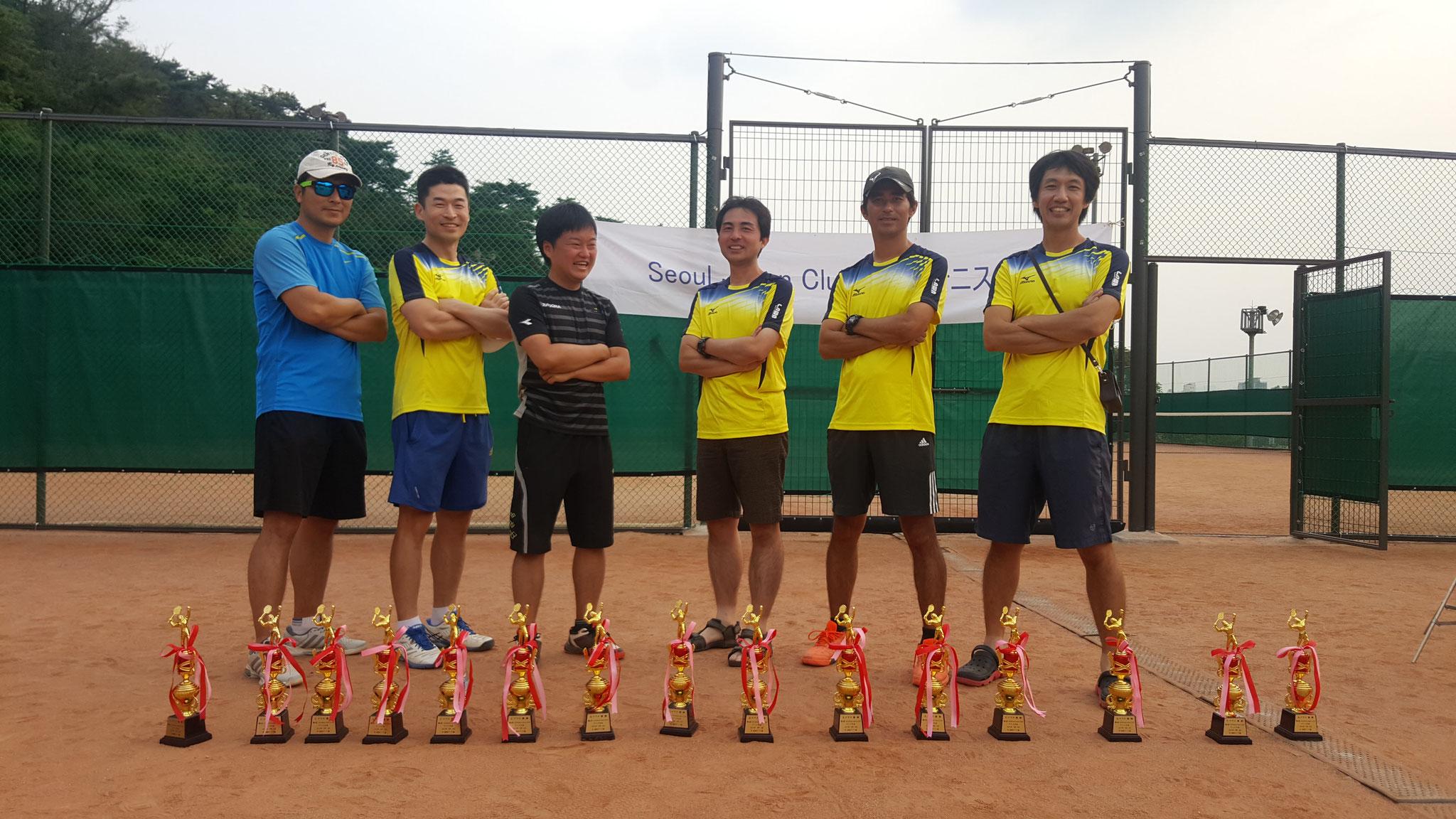 Aクラス・チーム 疾風迅雷 準優勝おめでとうございます!