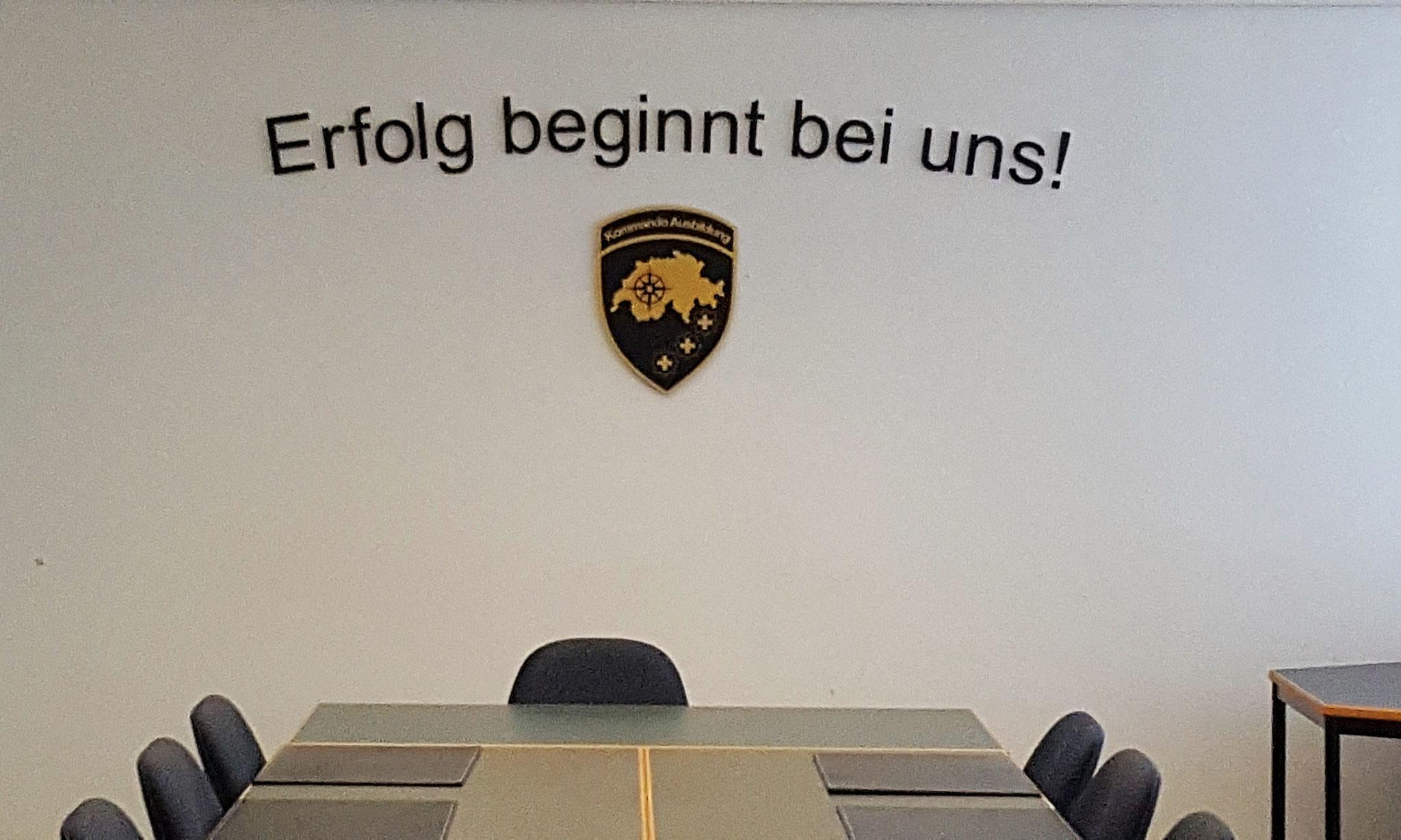 3D- Schriftzug auund Emblem / Logo