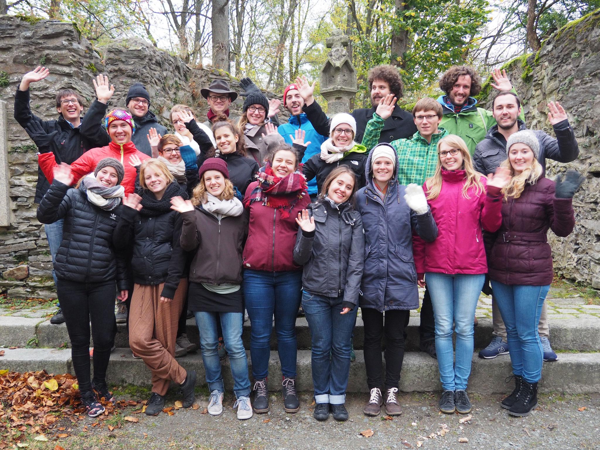 Gospel-Chorwochenende 2017 Wunsiedel