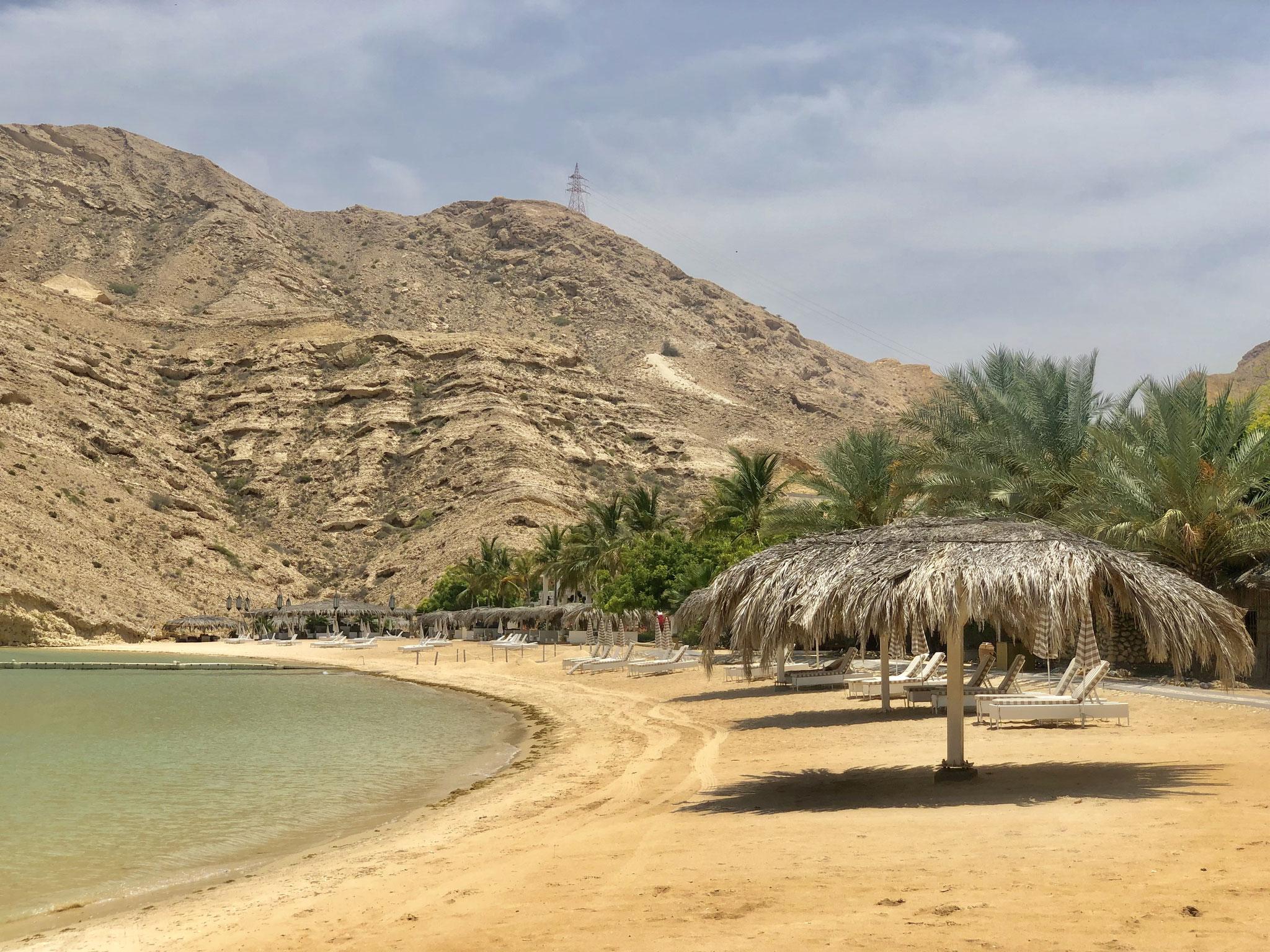 Beach Muscat Hills Resort