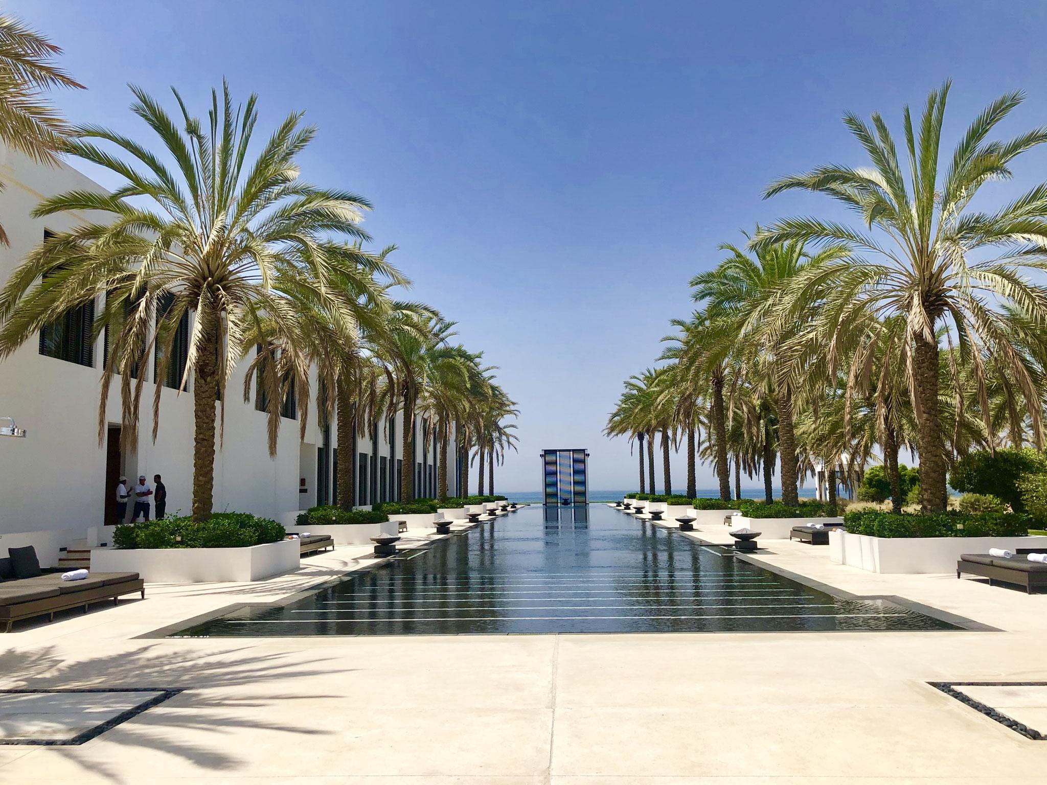 Longest swimming pool in the region