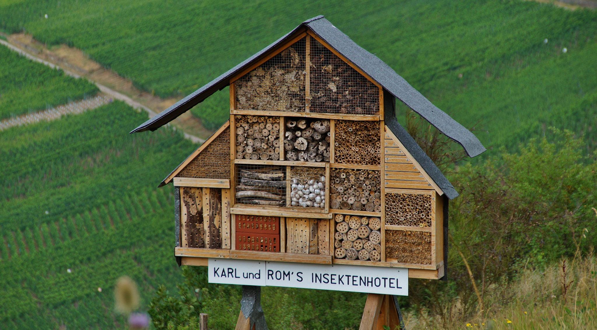 """Insektenhotel """"De Luxe"""""""