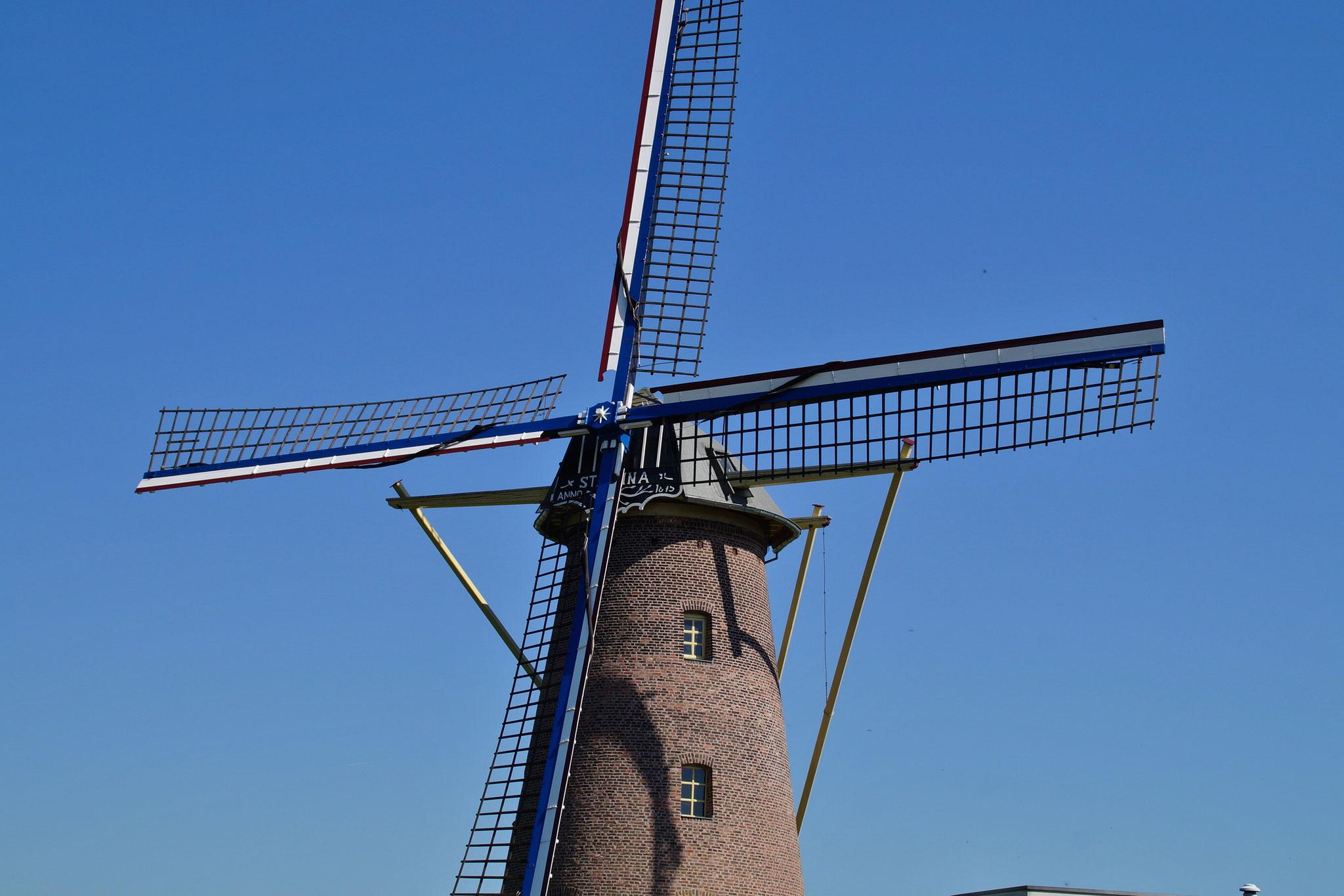 Mühle St. Anna bei Tungelroy