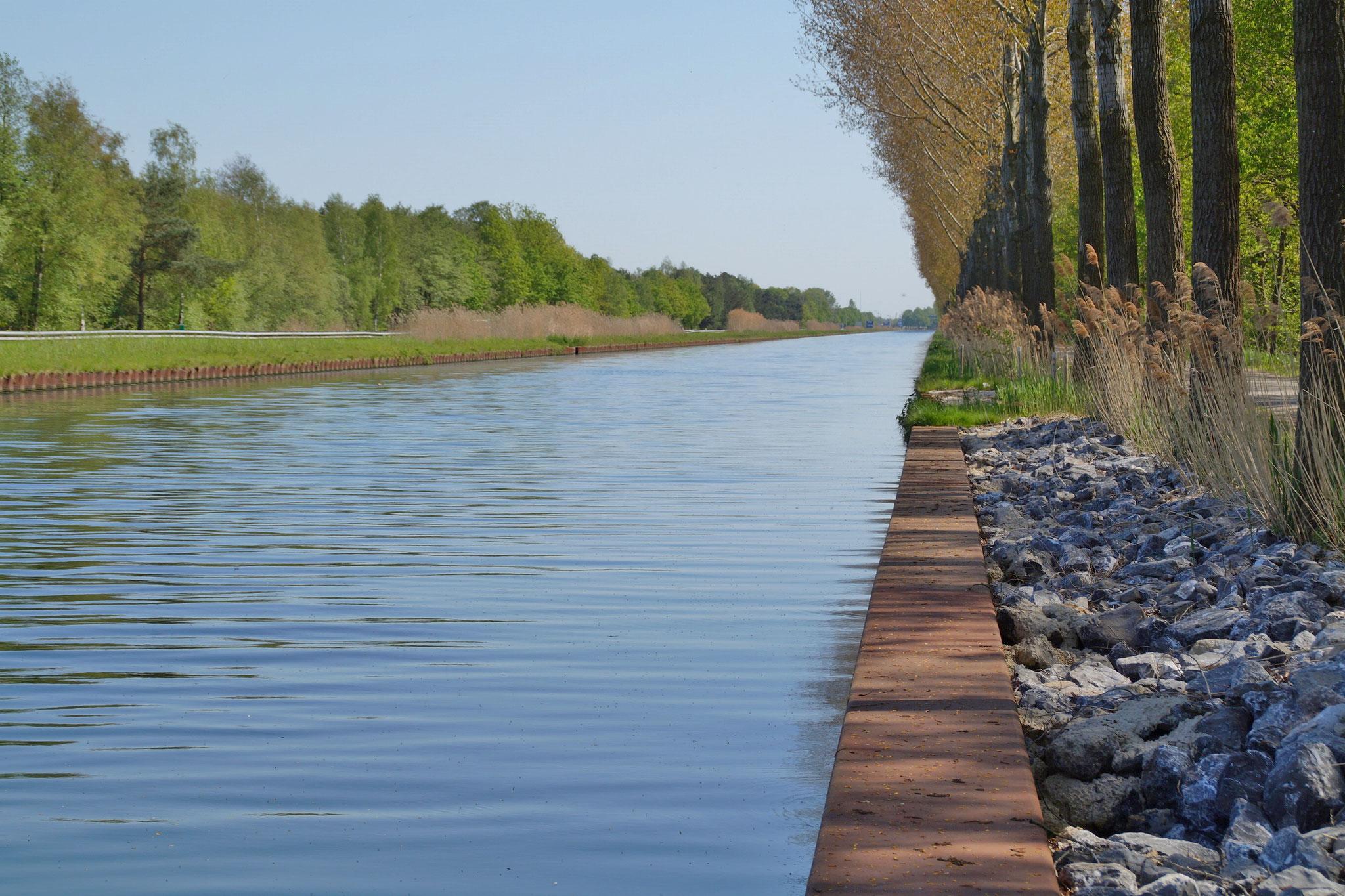 Der Zuid-Willemsvaart (Kanal in NL/B)