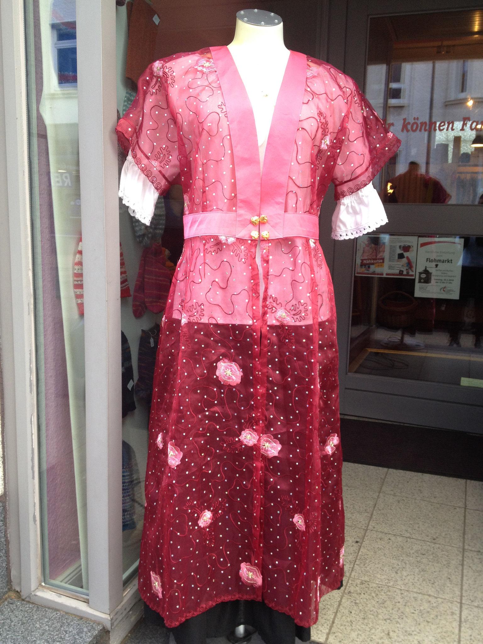 Mantel für orientalische Damengewand, Gr. 44, 70€