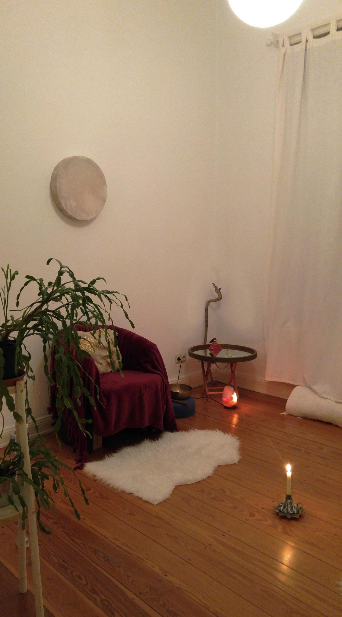 schamanischer Raum
