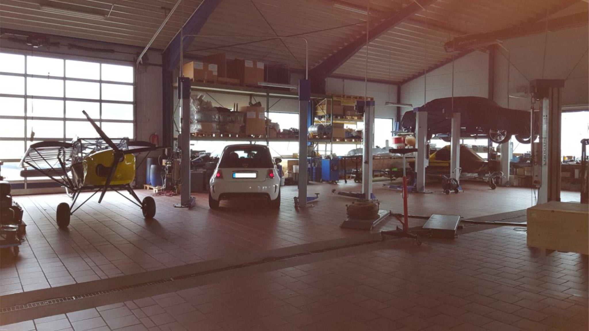AUTOGAS Umrüstung - Werkstatt