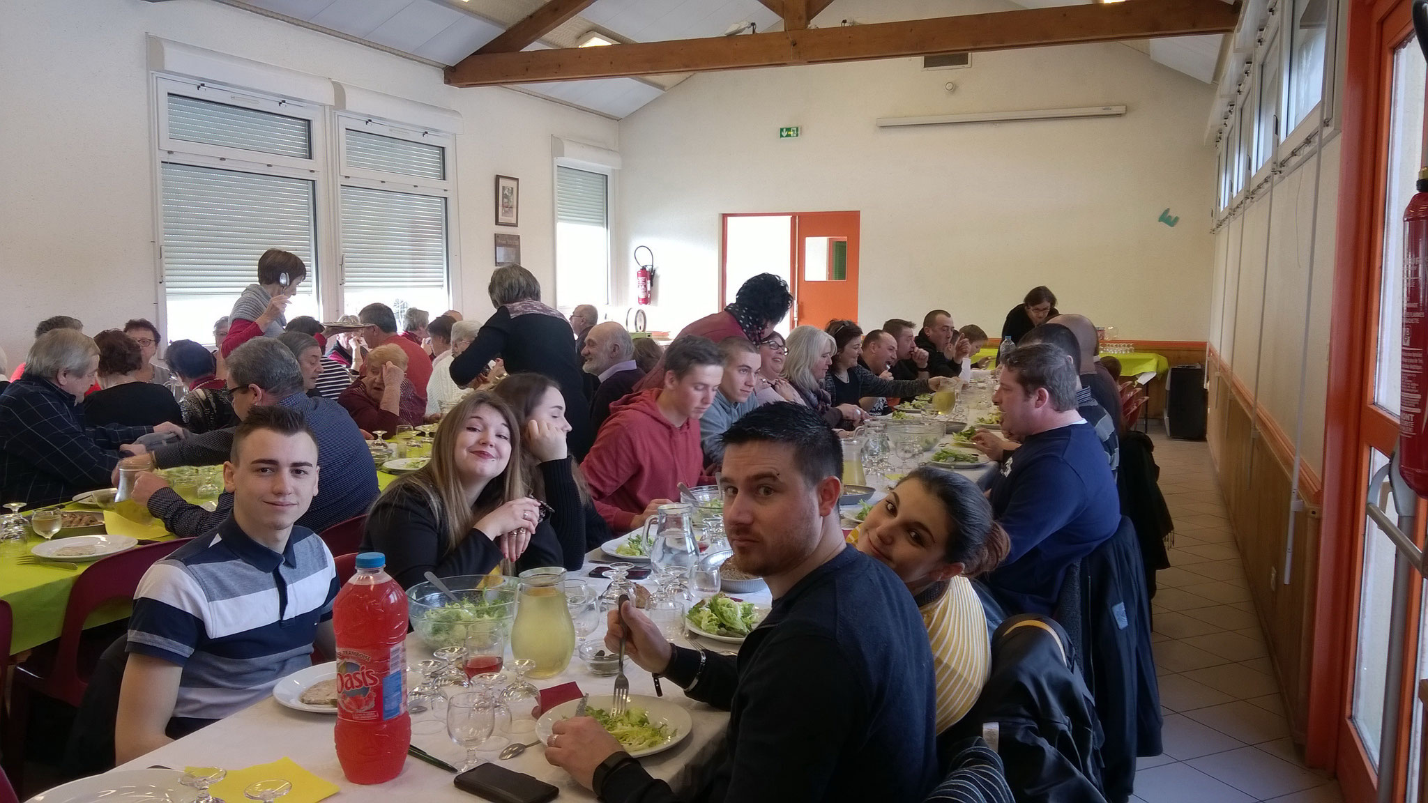 "Repas de la Saint Vincent, édition 2018 -- photo ""Babeth"""