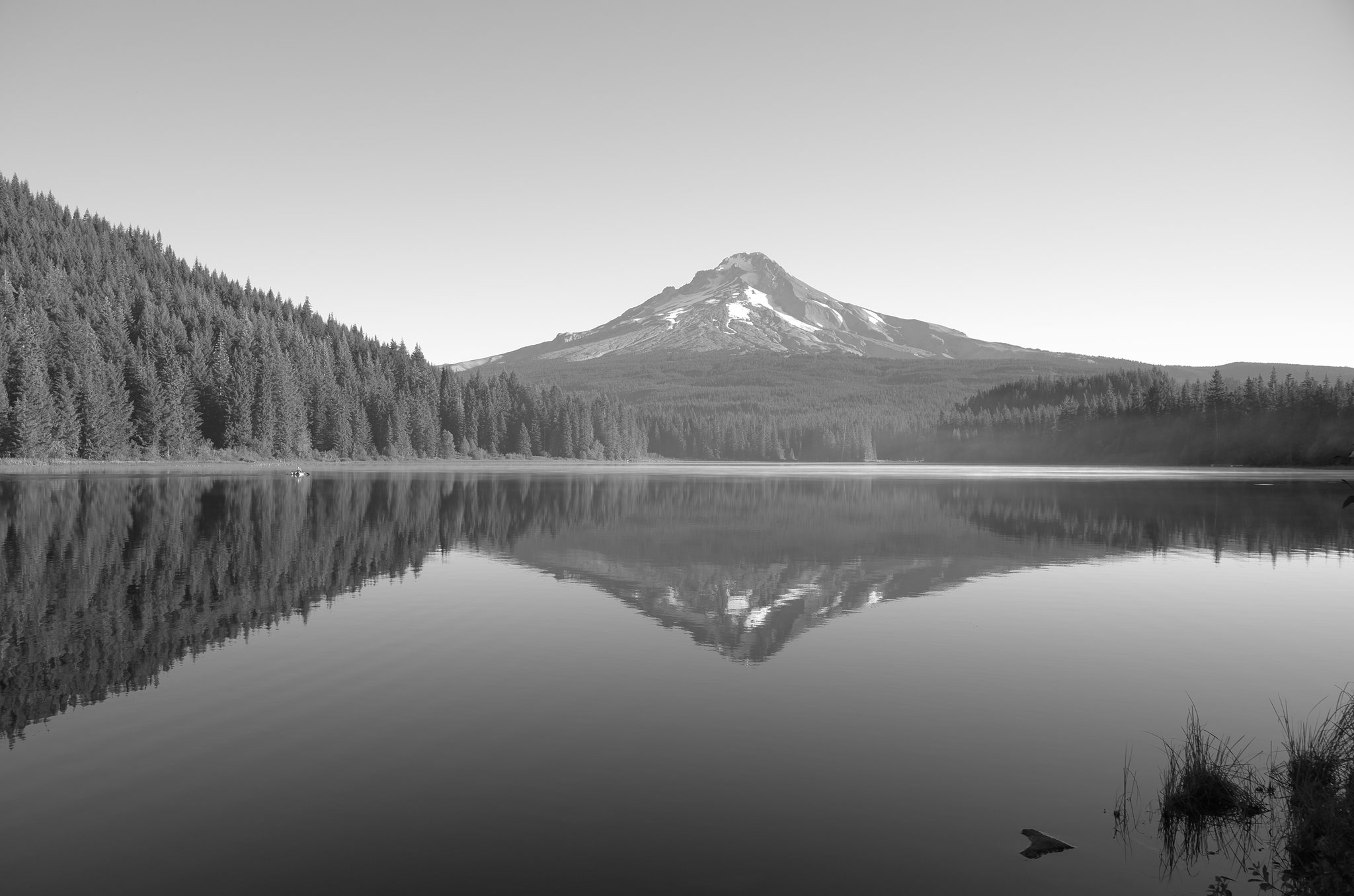 Trillium Lake, U.S., Elmarit 24(36)mm