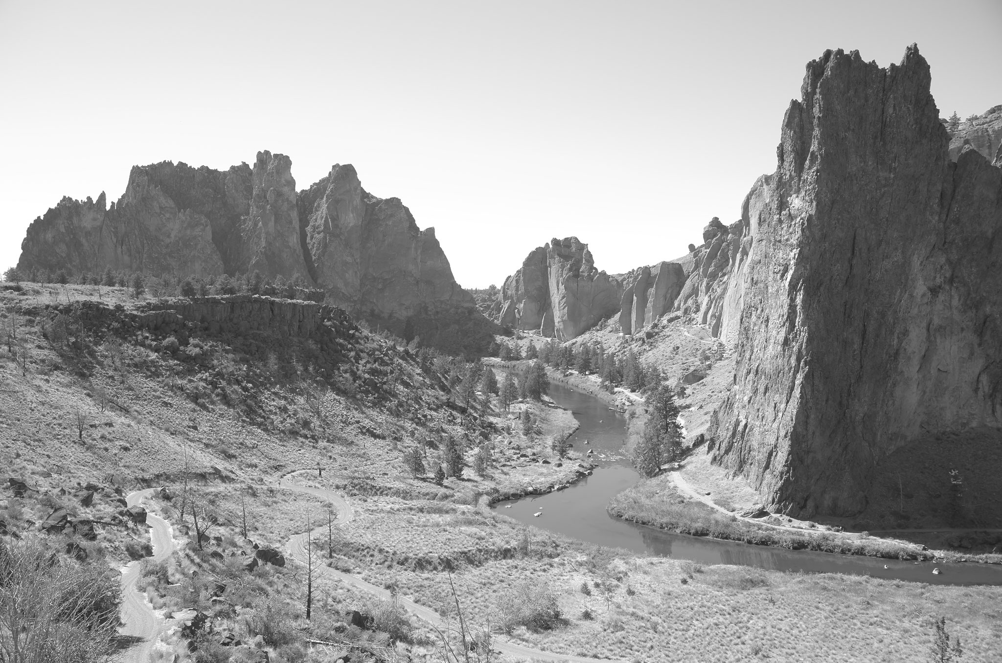 Smith Rock, U.S., Elmarit 24(36)mm